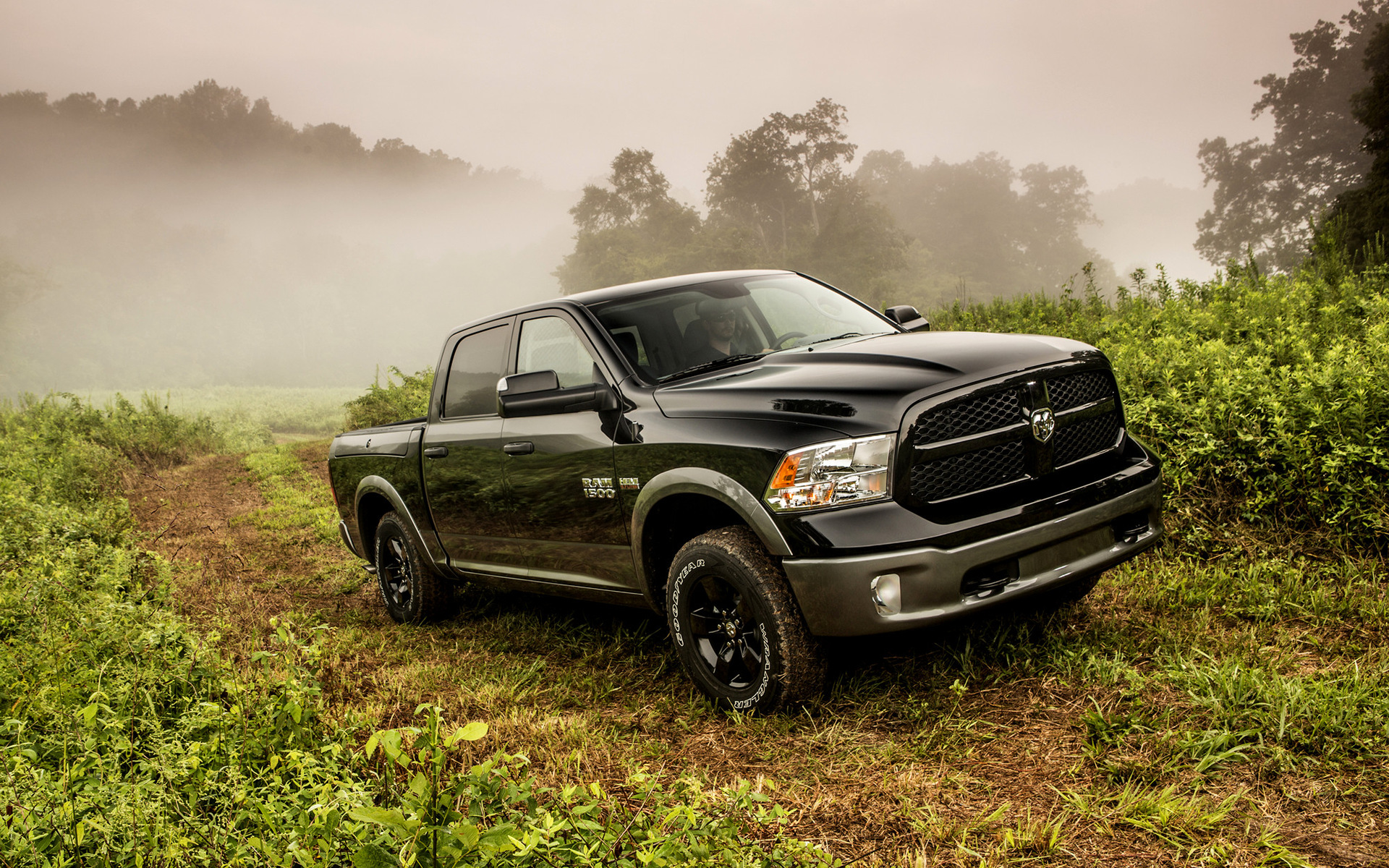 2013 Ram 1500 Outdoorsman Crew Cab Wallpapers And Hd