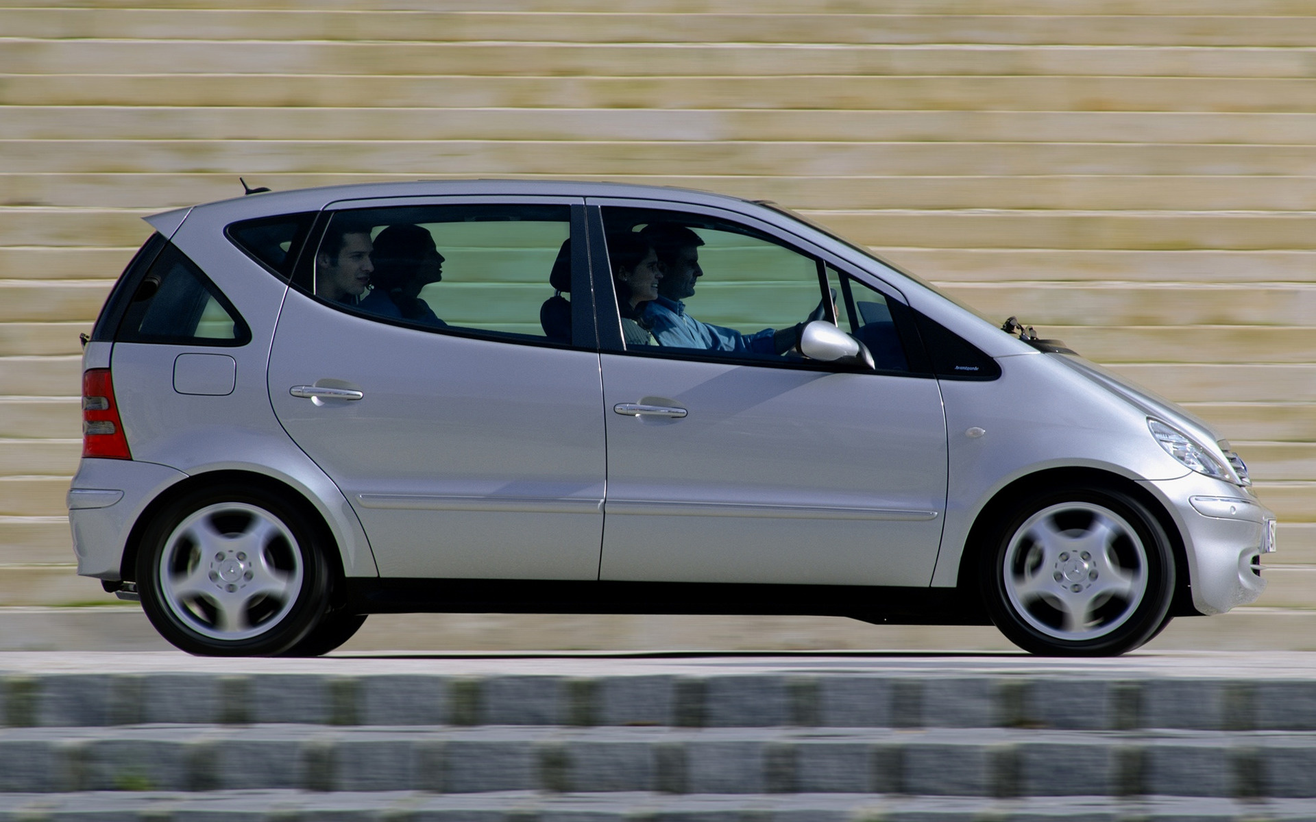 2001 Mercedes-Benz A-Class Long - Wallpapers and HD ...