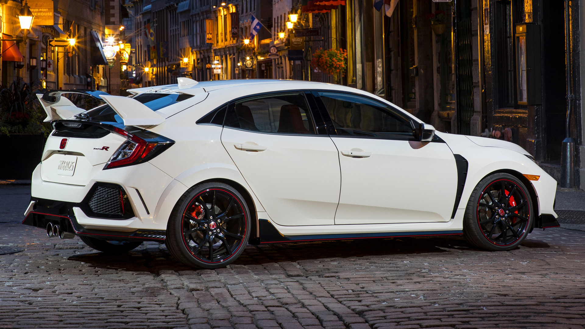 Honda Civic Type R Wallpaper Hd