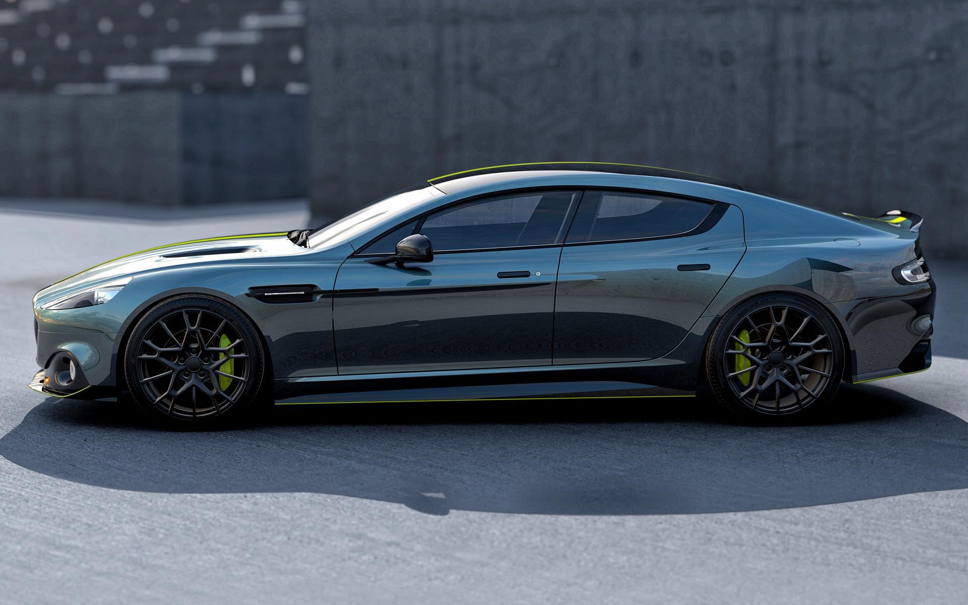 2018 Aston Martin Rapide Amr Hintergrundbilder Und Wallpaper In Hd Car Pixel