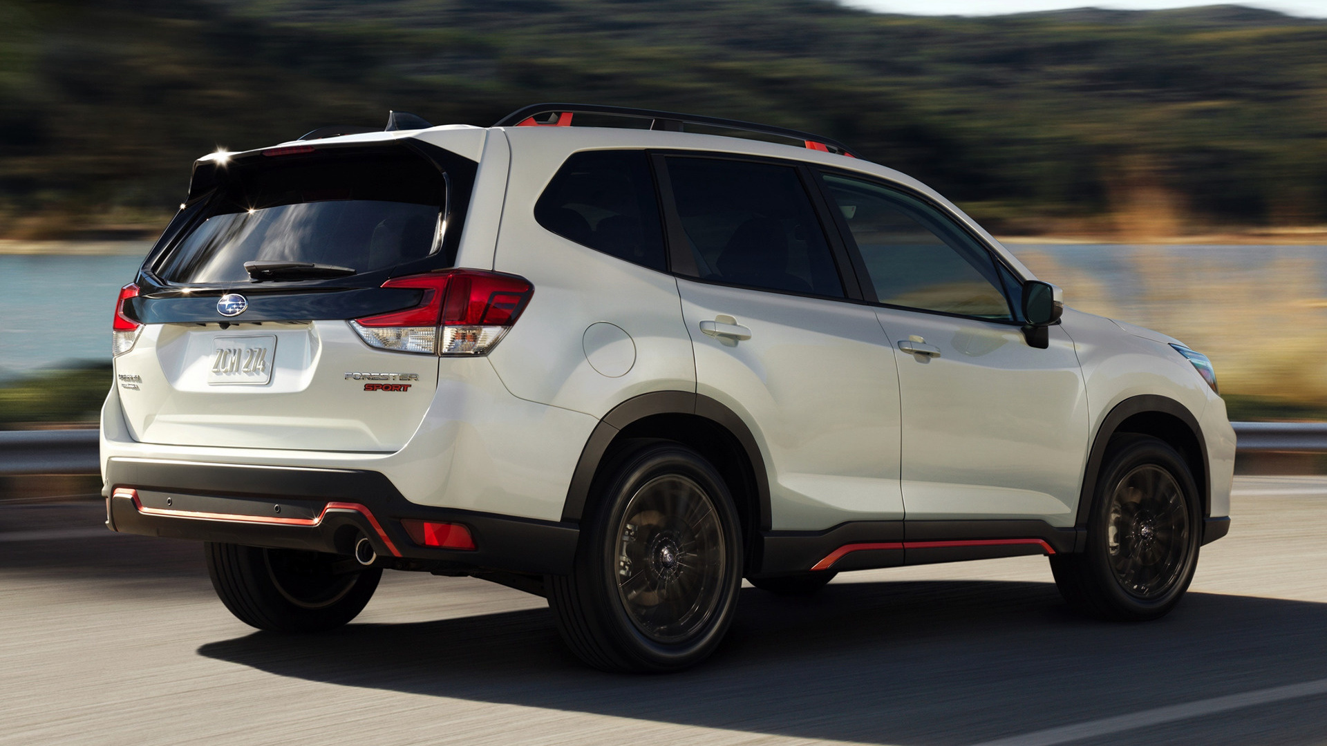 Genesis Sports Car >> 2019 Subaru Forester Sport (US) - Wallpapers and HD Images ...