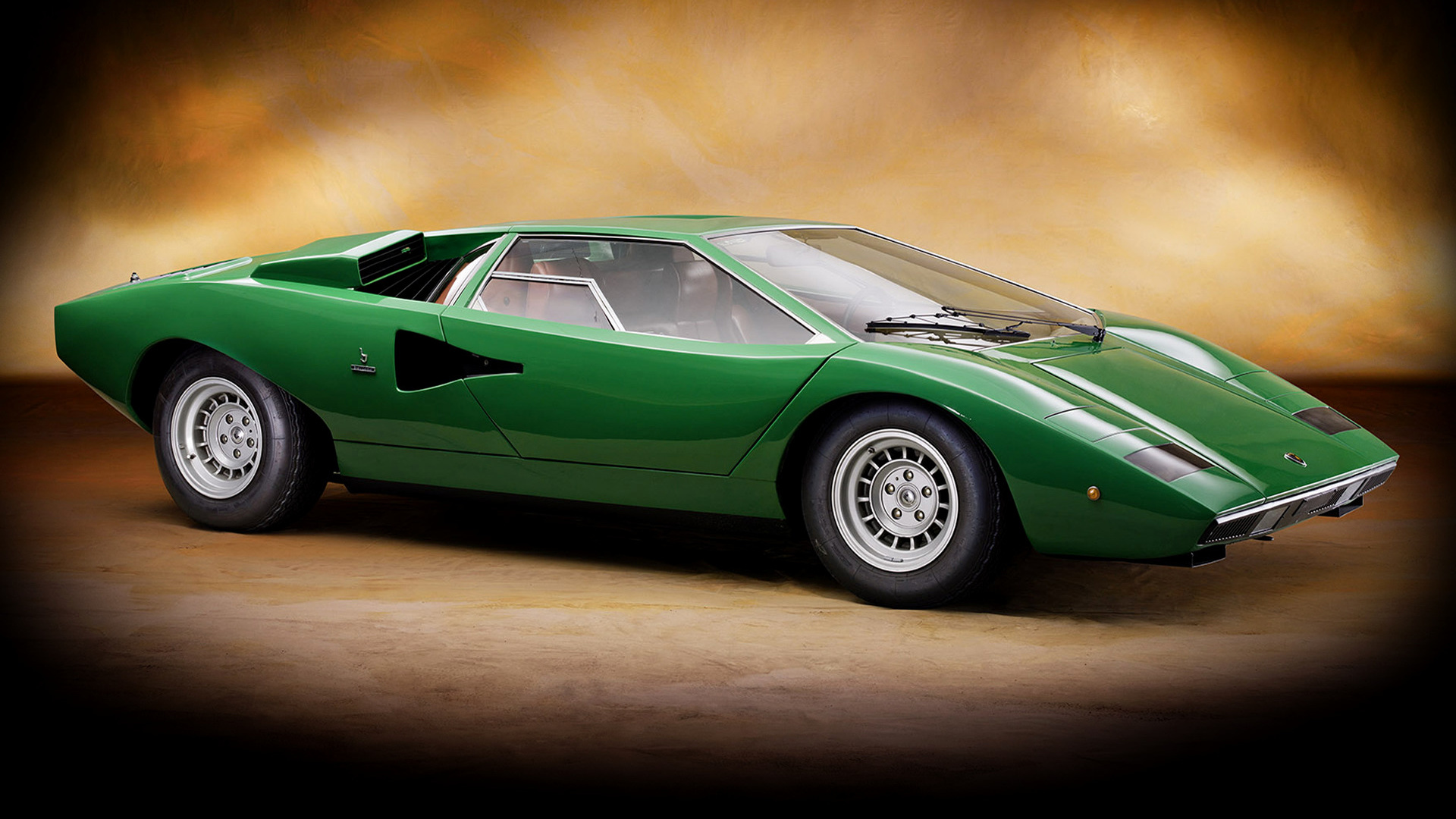 Lamborghini Countach Lp400 Prototype 1973 Wallpapers And
