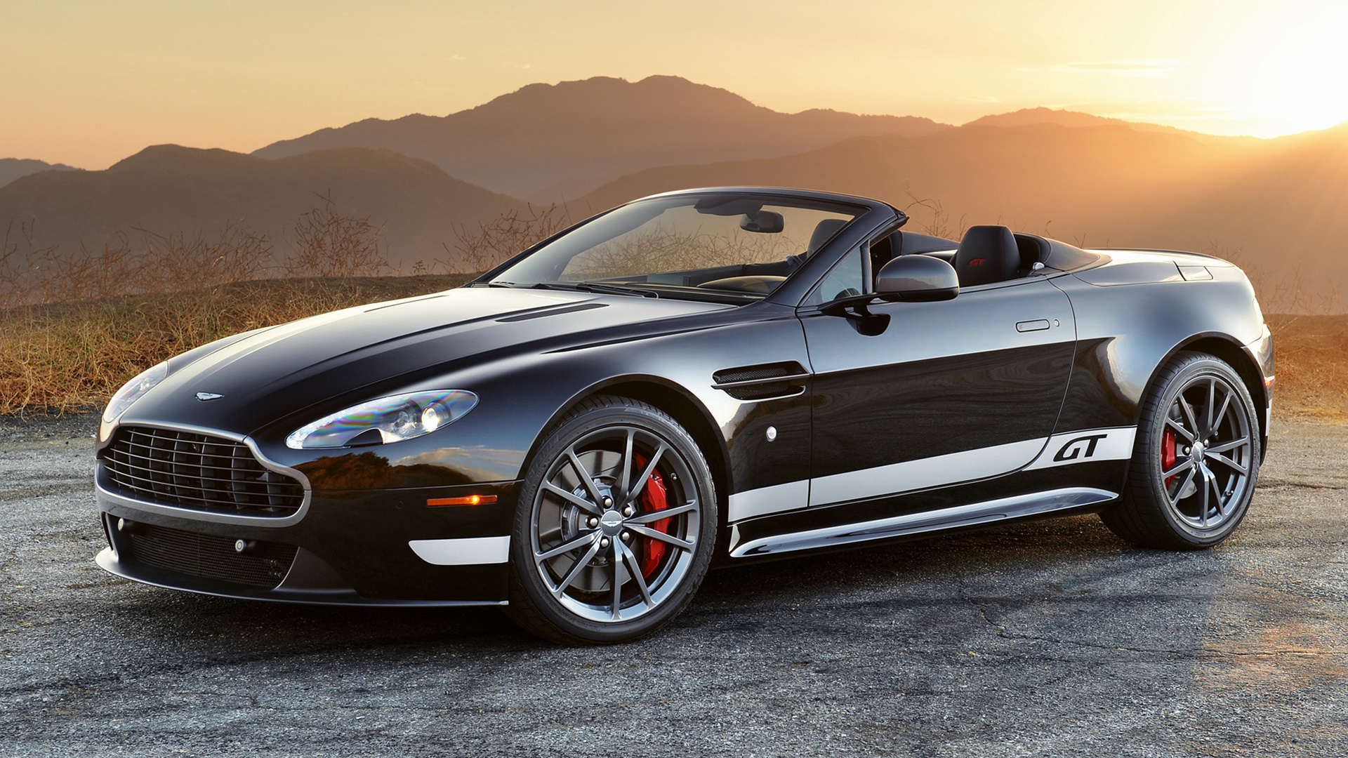 aston martin v8 vantage gt roadster (2014) us wallpapers and hd