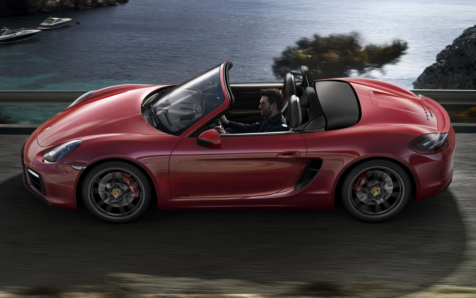 porsche boxster gts 2014 wallpapers and hd images car pixel