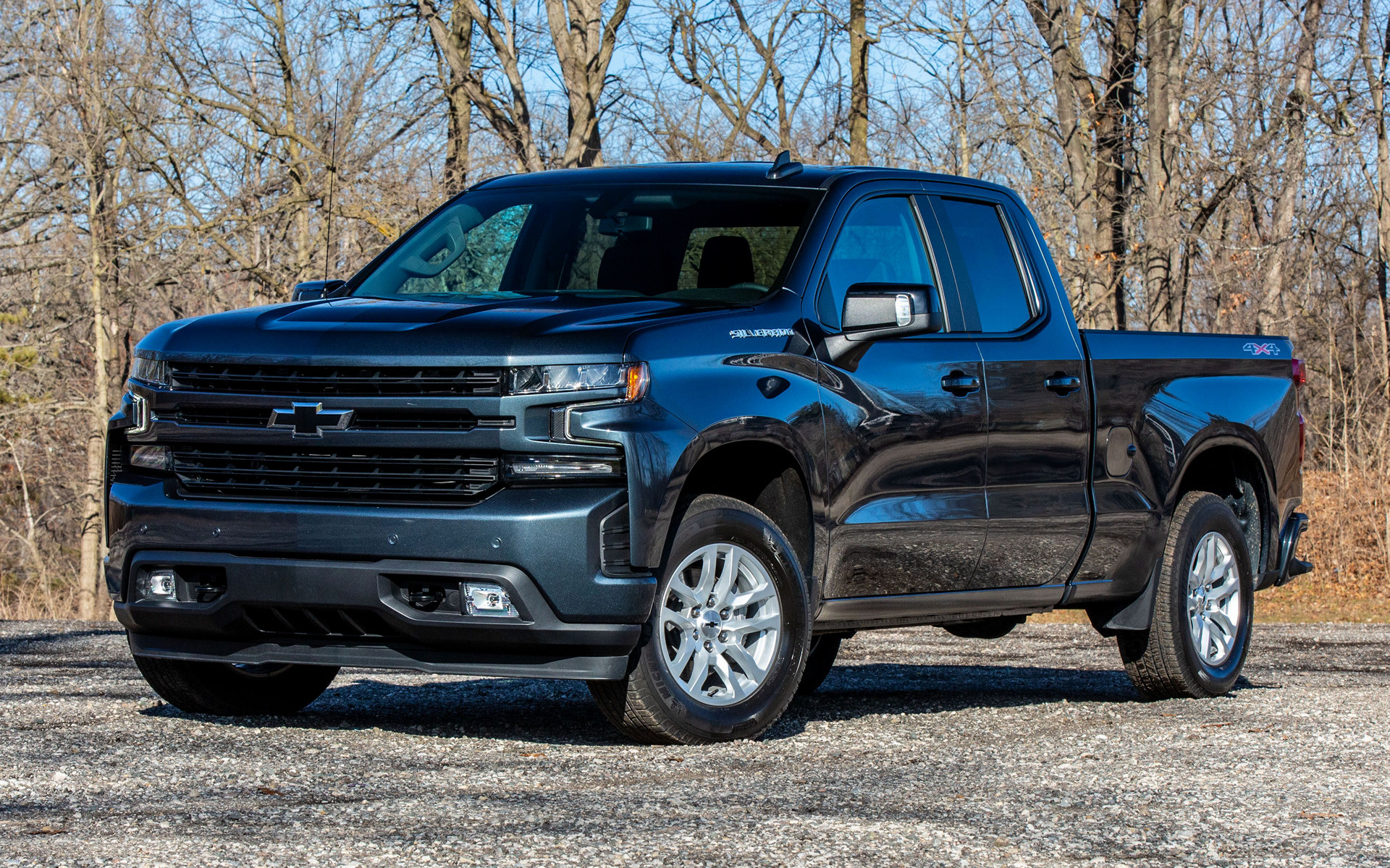 2019 Chevrolet Silverado RST Double Cab - Wallpapers and ...