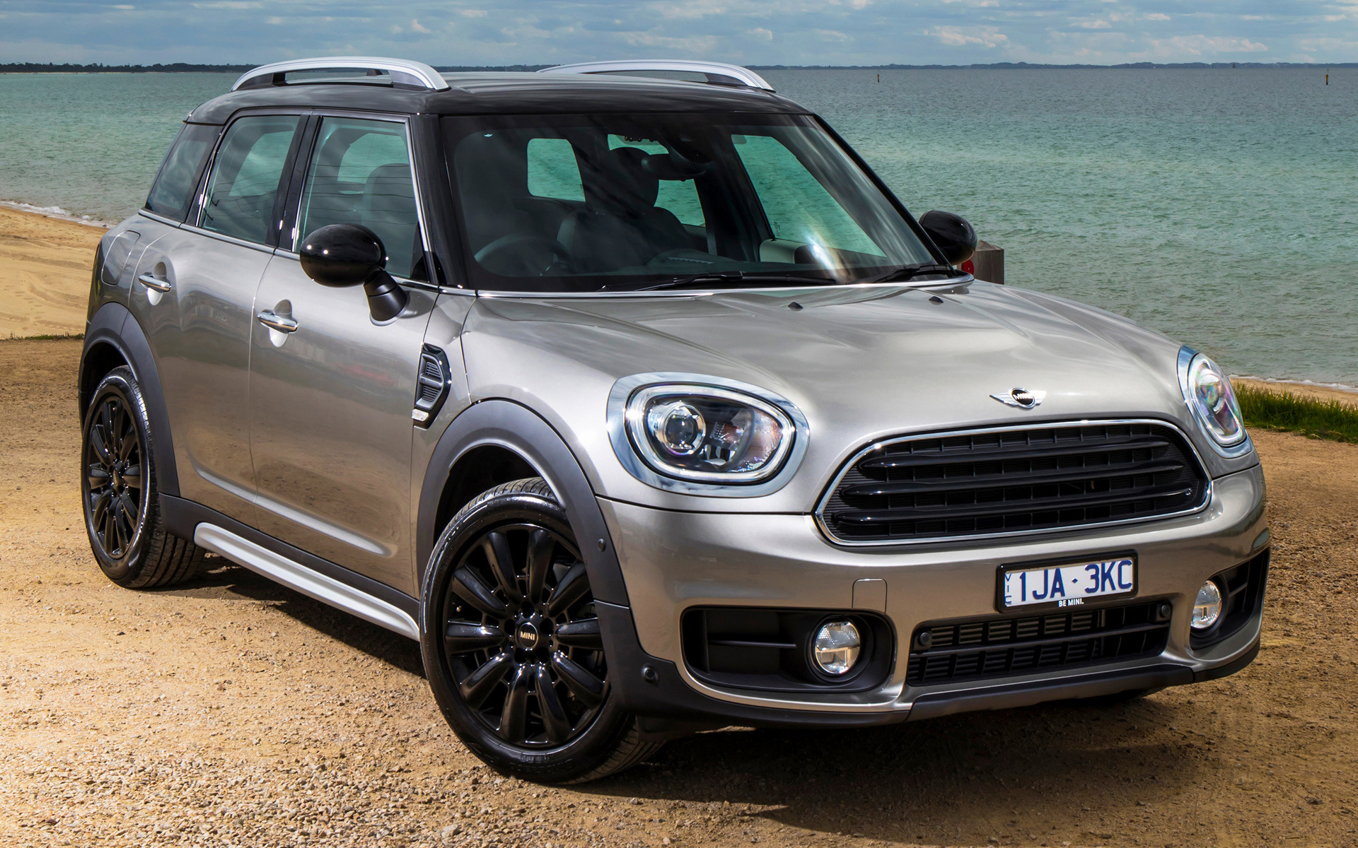 2017 Mini Cooper Countryman Au Wallpapers And Hd
