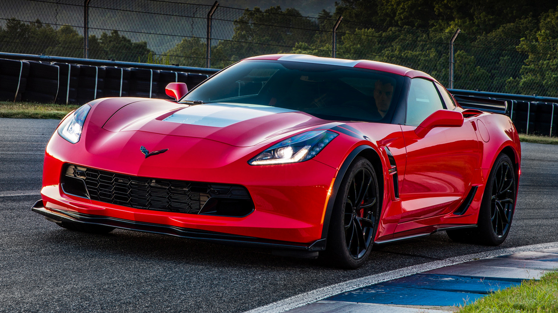 Chevrolet Corvette Grand Sport (2017) Wallpapers and HD ...