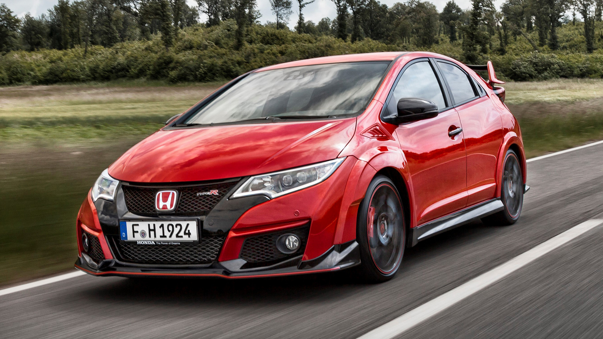 2015 Honda Civic Type R Wallpapers And Hd Images Car Pixel