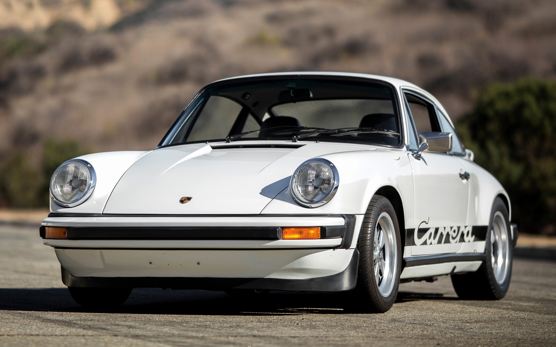 Porsche 911 Carrera With Ducktail 1974 Wallpapers And Hd