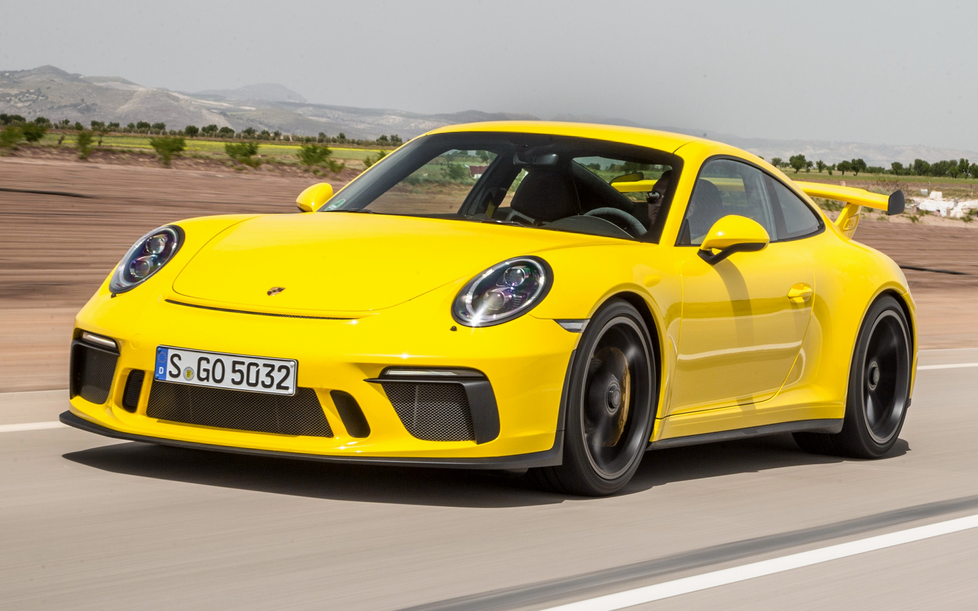 2017 Porsche 911 GT3 - Wallpapers and HD Images | Car Pixel