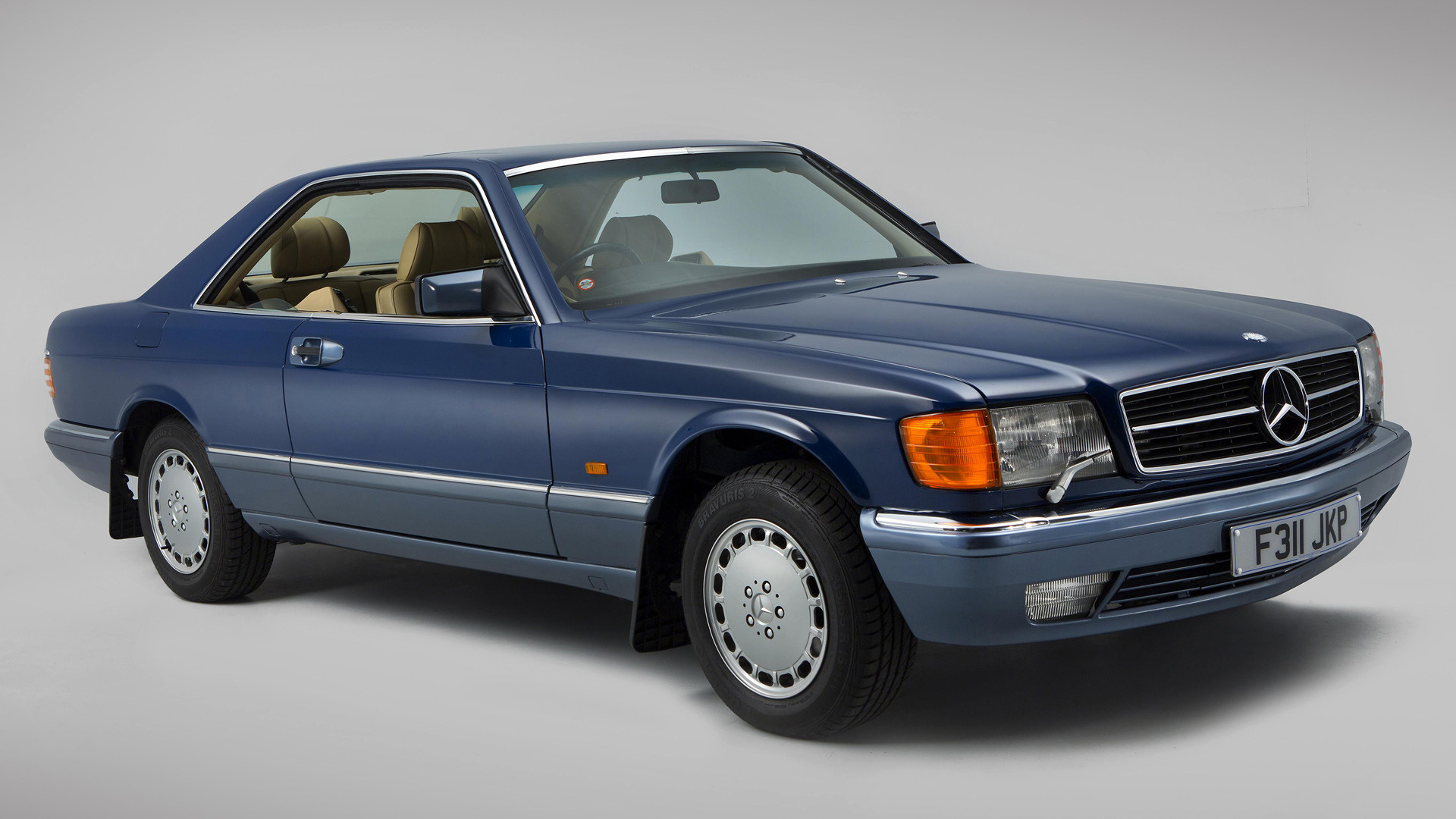 Chrysler 300 S >> 1985 Mercedes-Benz 420 SEC (UK) - Wallpapers and HD Images ...