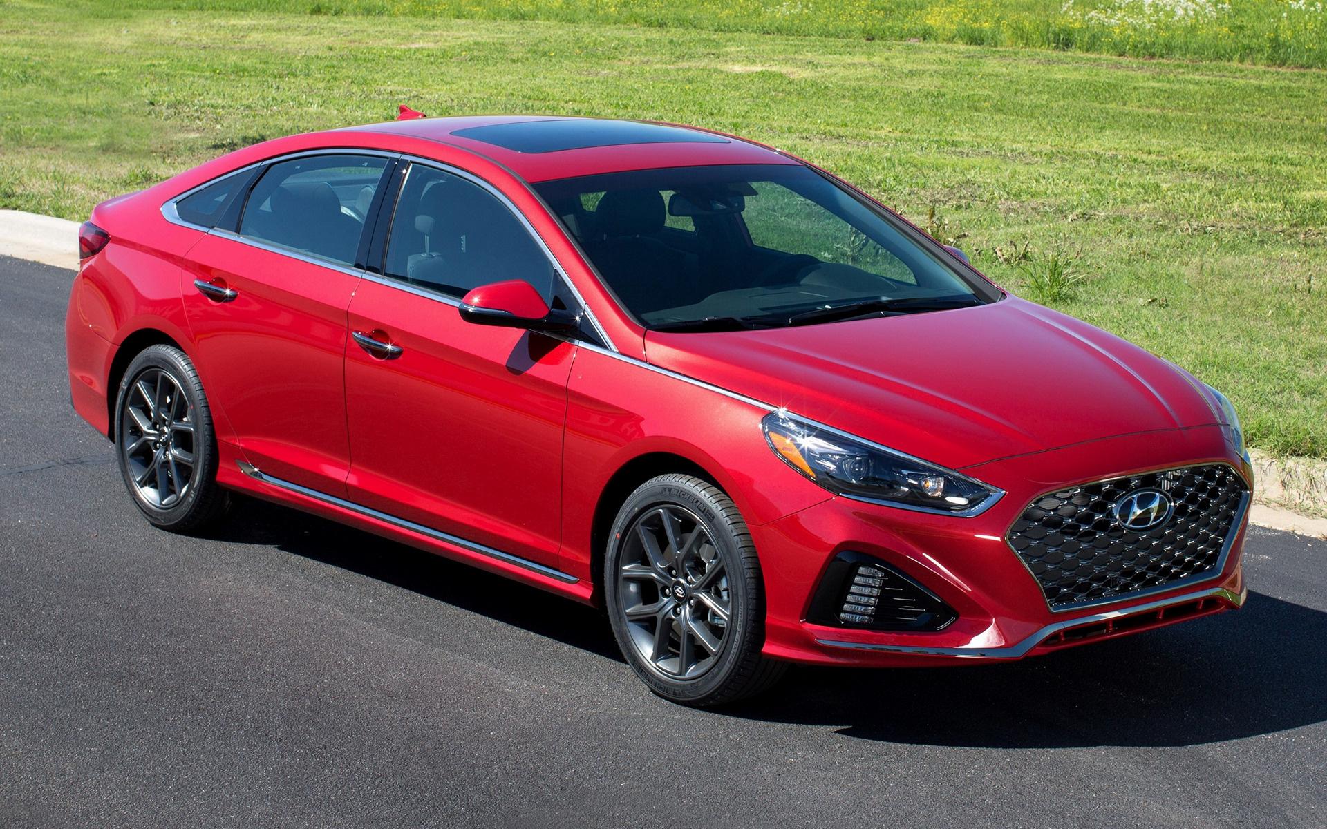 2018 Hyundai Sonata Sport - Wallpapers and HD Images | Car ...