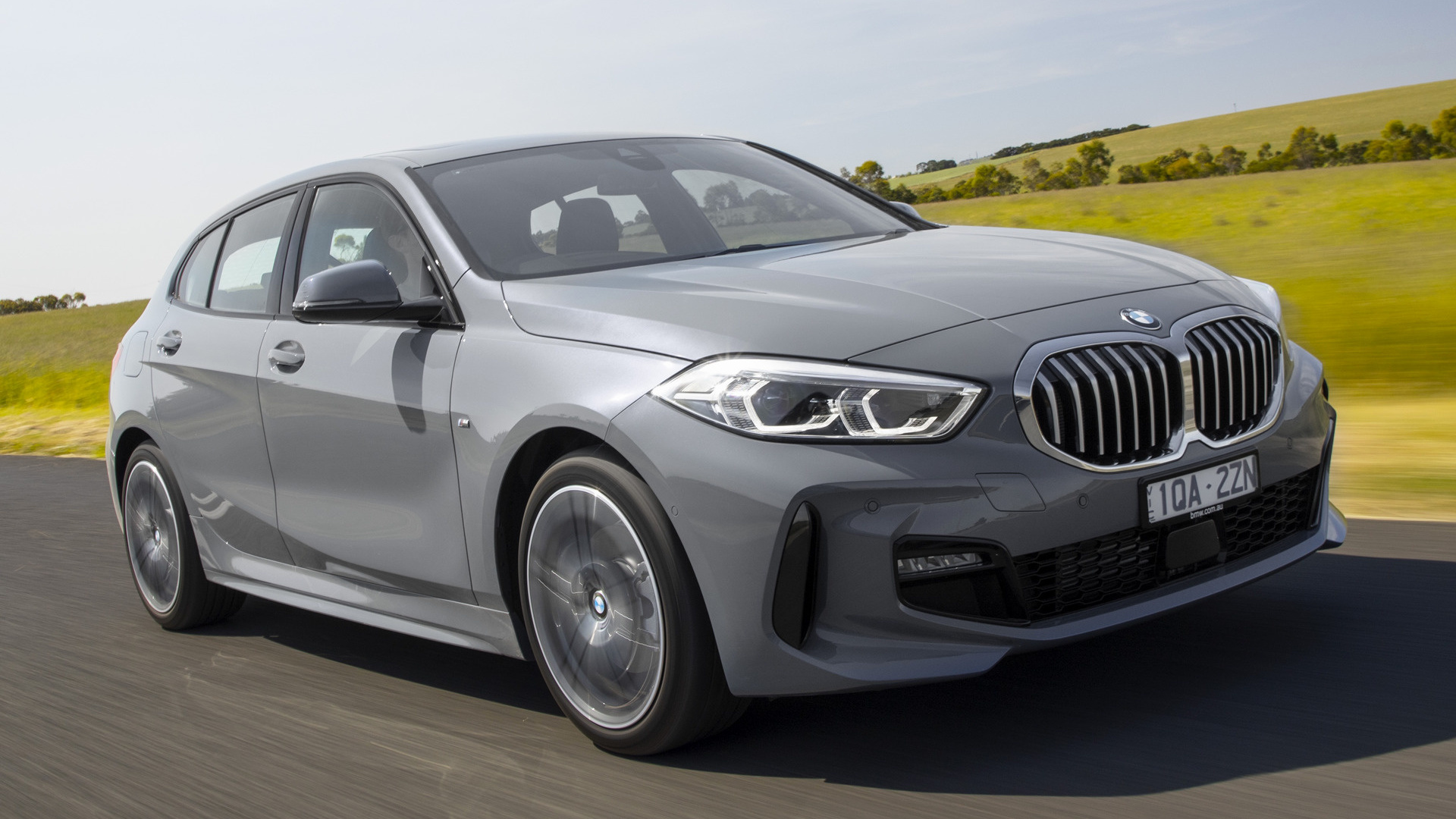 2019 BMW 1 Series M Sport (AU) - Wallpapers and HD Images ...