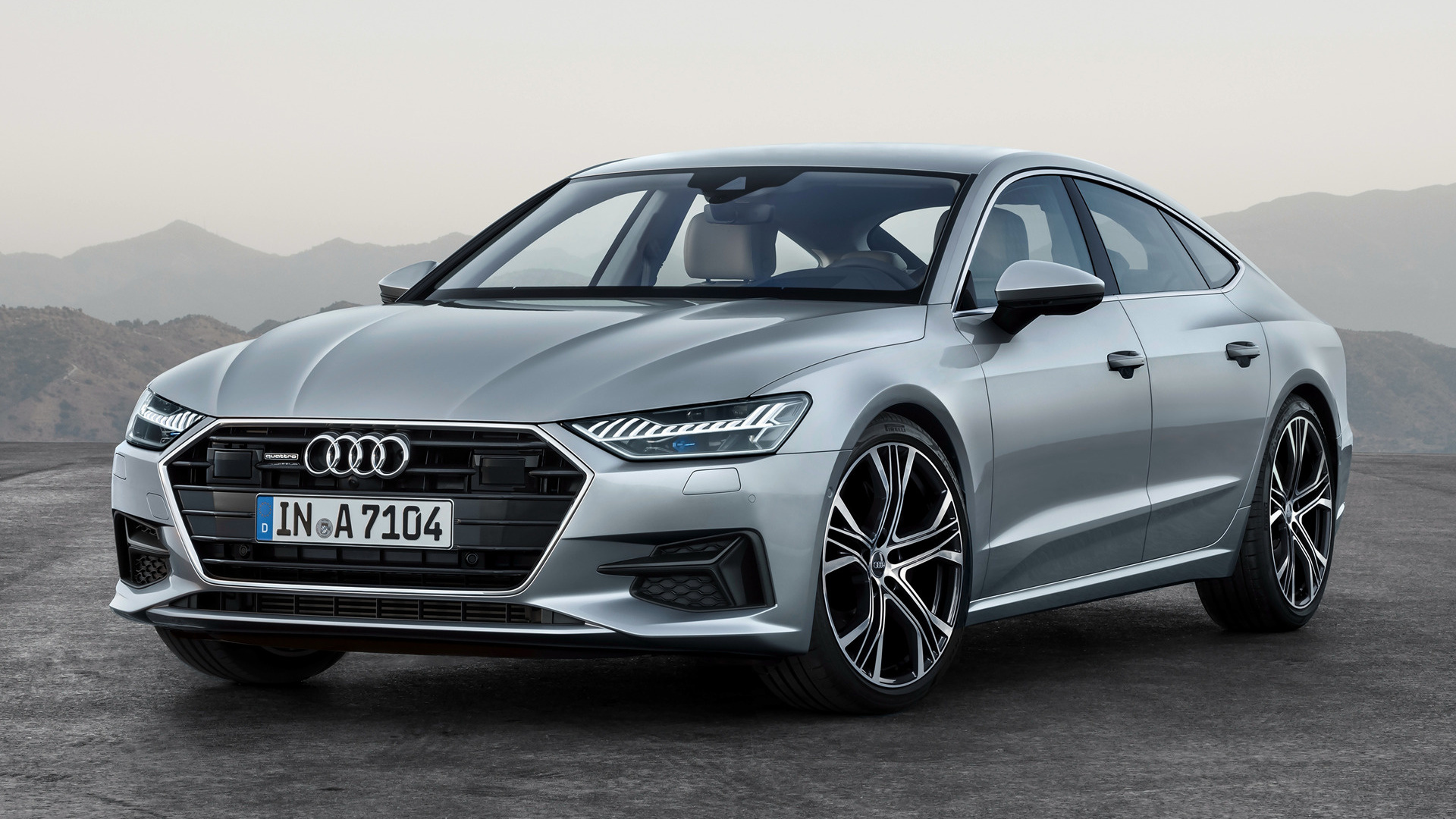 2018 Audi A7 Sportback Wallpapers And Hd Images Car Pixel