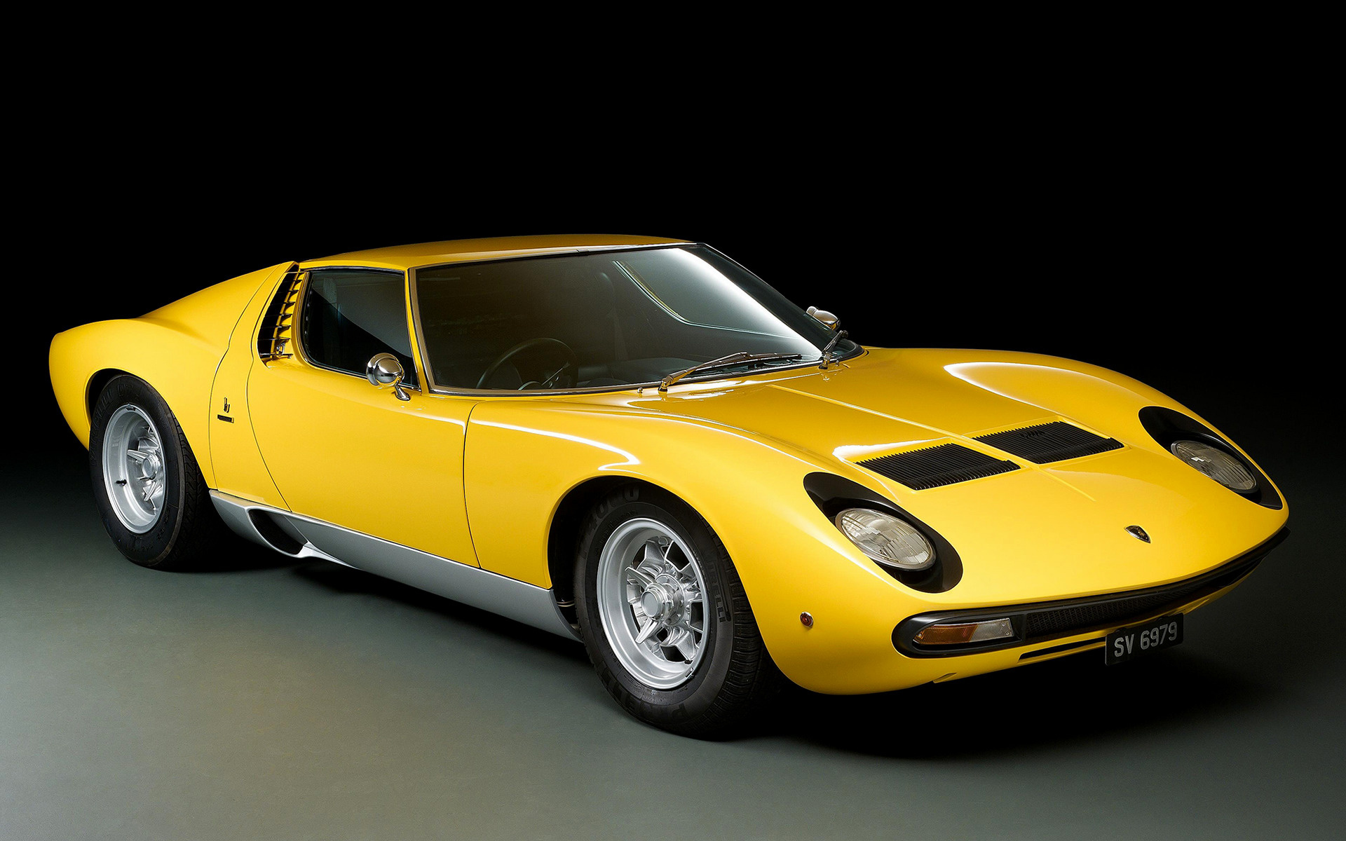 lamborghini miura sv uk wallpapers  hd images car pixel