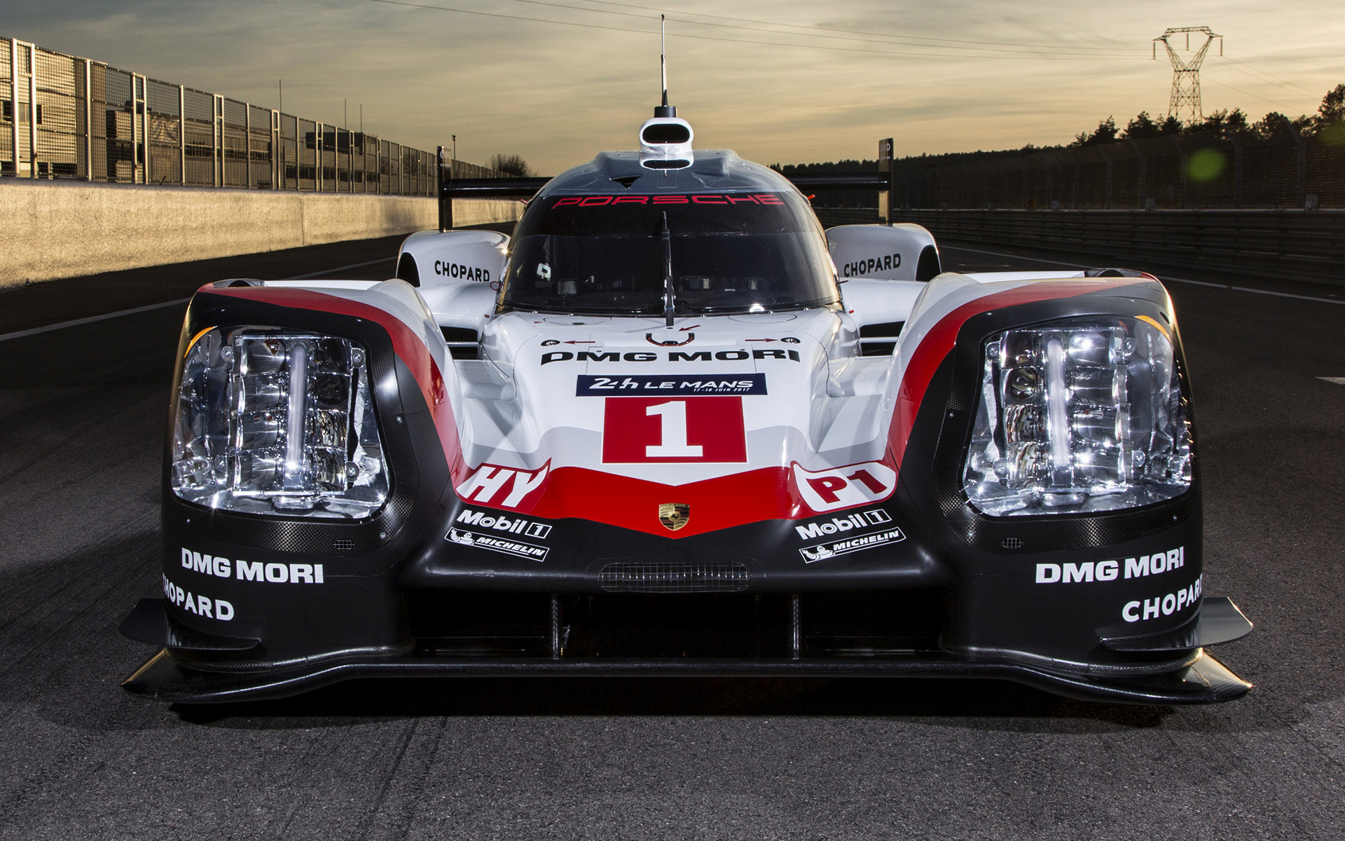2017 Porsche 919 Hybrid Wallpapers And Hd Images Car Pixel