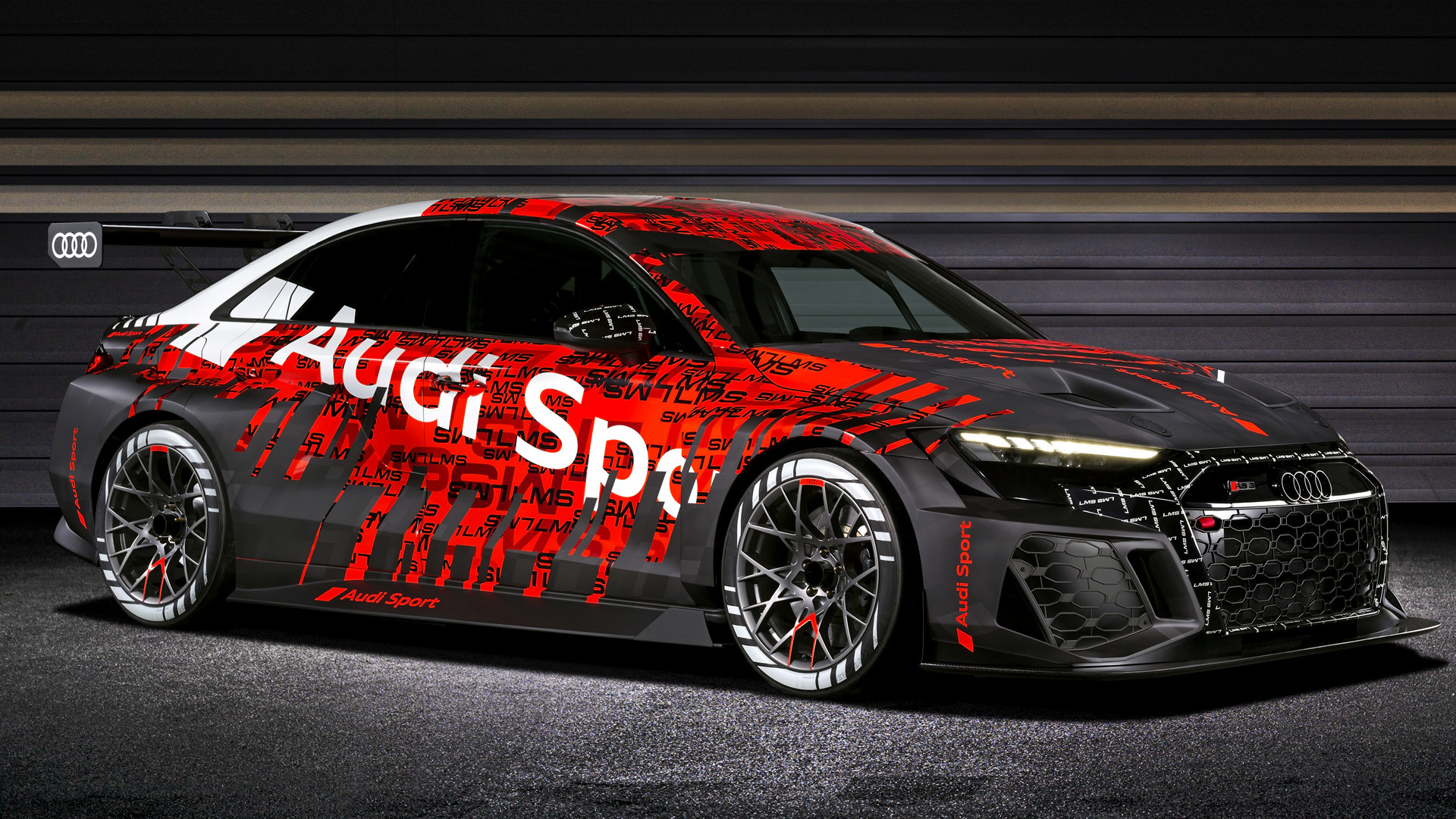 2021 Audi RS 3 LMS - Wallpapers and HD Images | Car Pixel