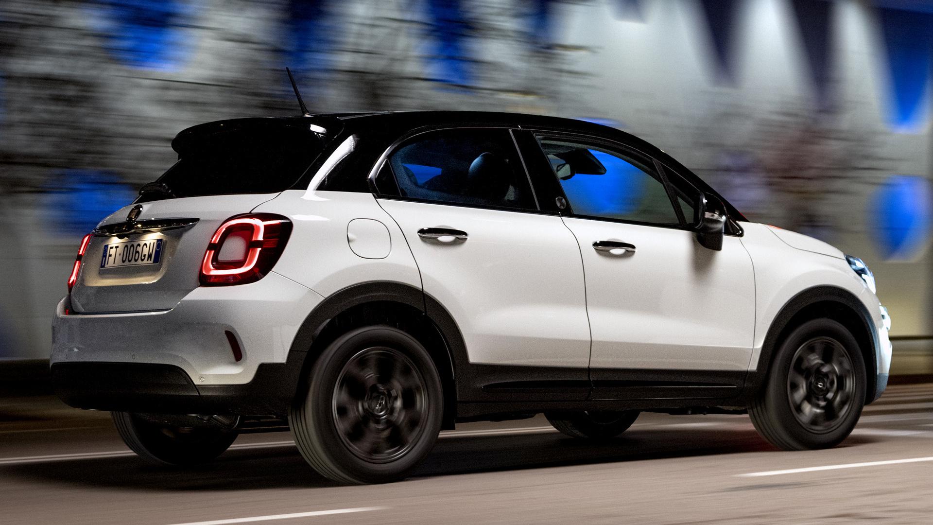 2019 Fiat 500x 120th