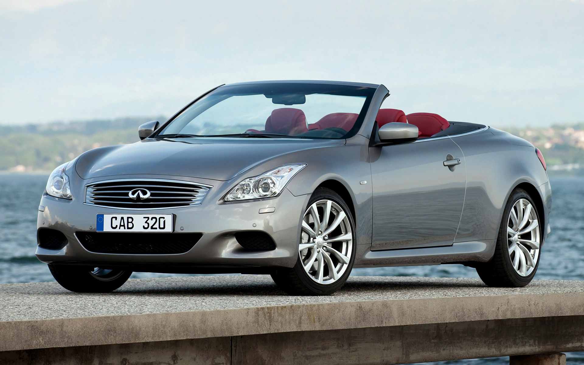 side base news review infiniti infinity view convertible luxury