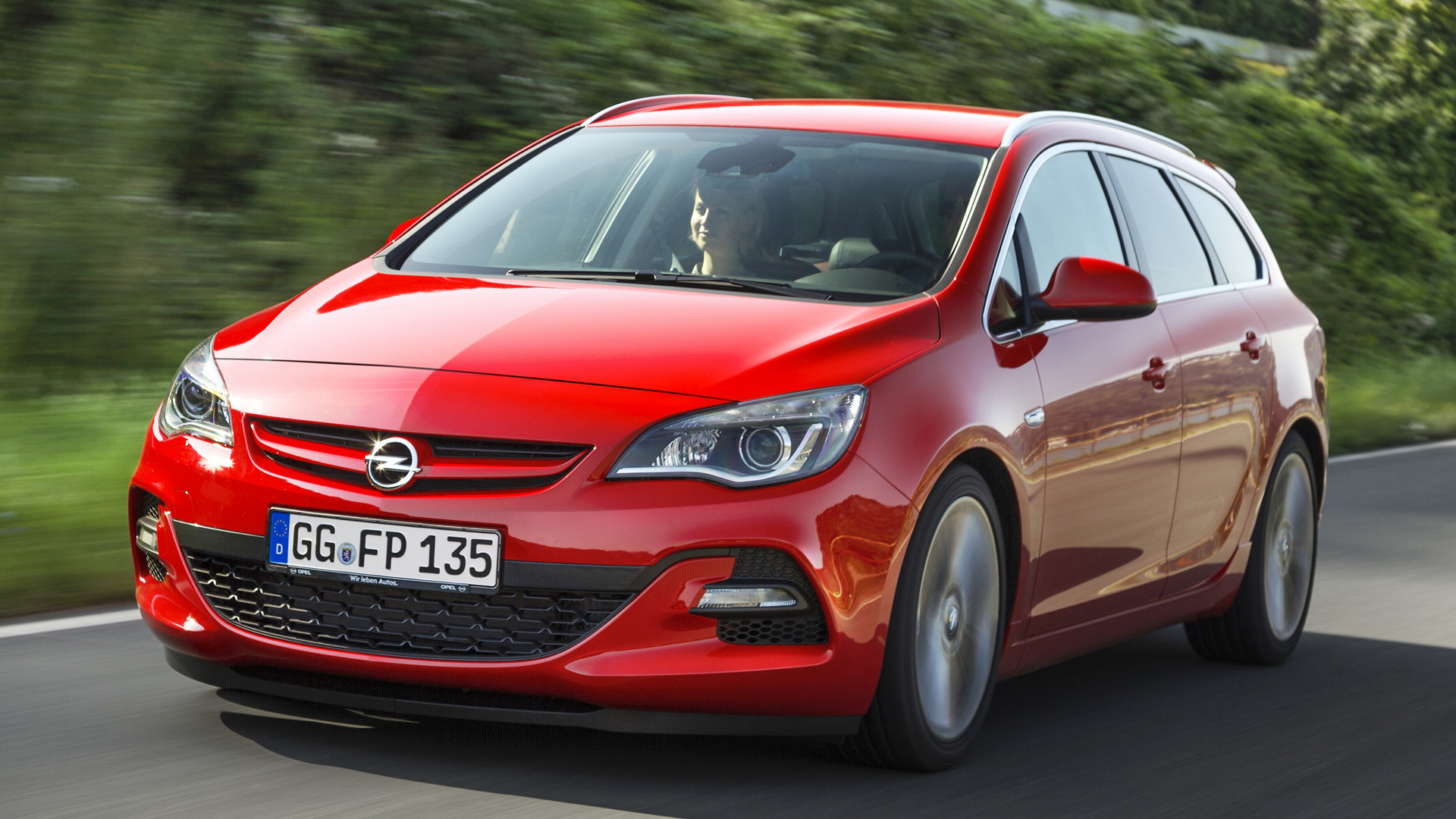 2012 Opel Astra Sports Tourer Sport Pack Papeis De Parede E Imagens De Fundo Em Hd Car Pixel