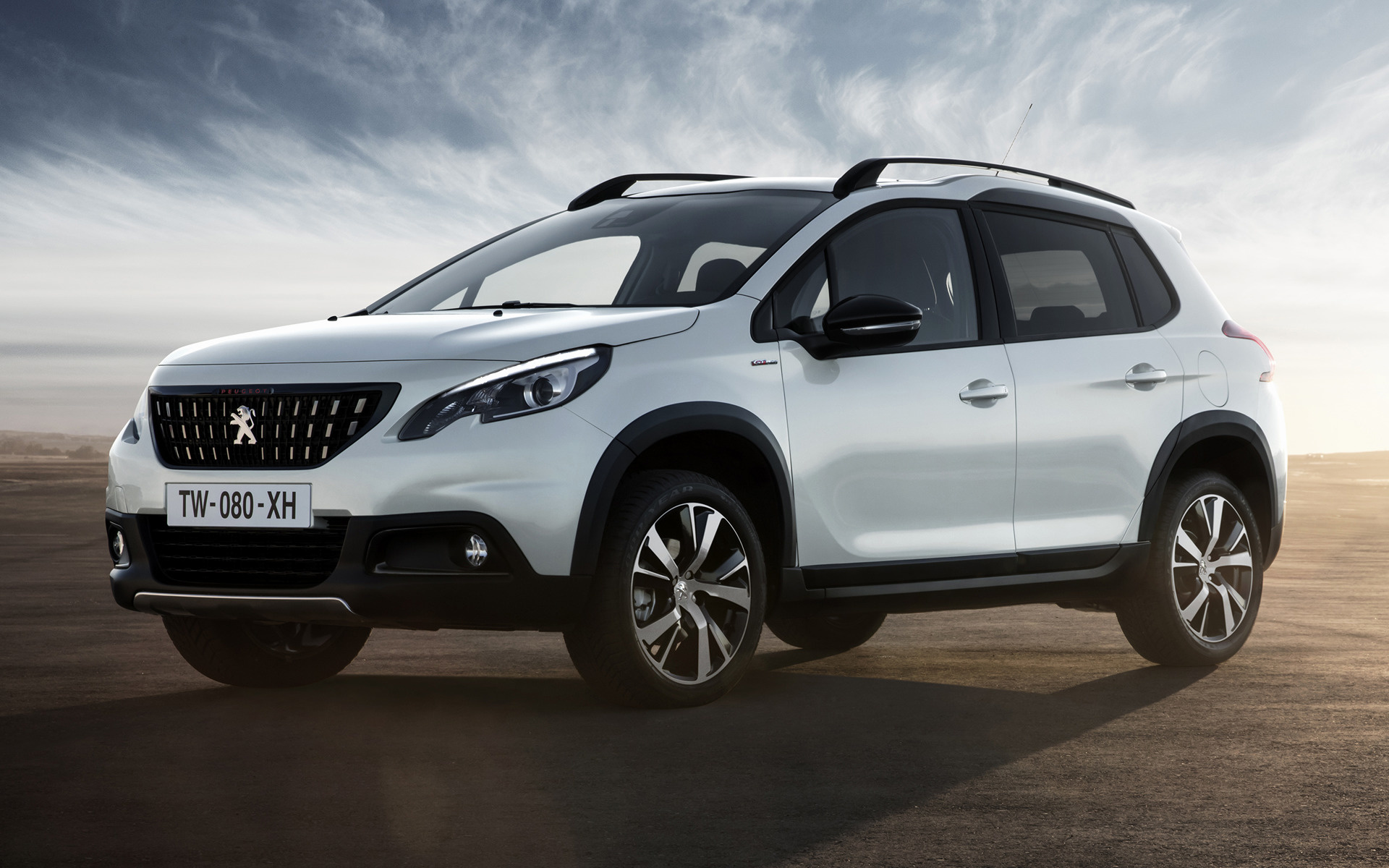 2016 Peugeot 2008 GT Line - Wallpapers and HD Images | Car ...