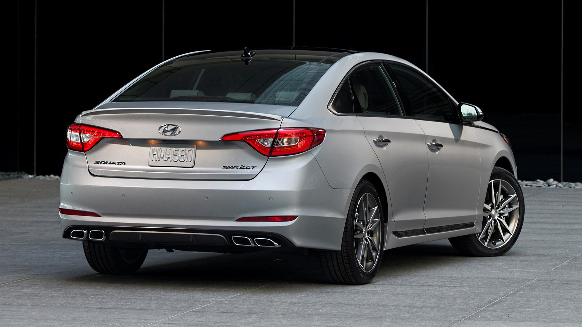 hyundai sonata sport 2015 us wallpapers and hd images car pixel. Black Bedroom Furniture Sets. Home Design Ideas