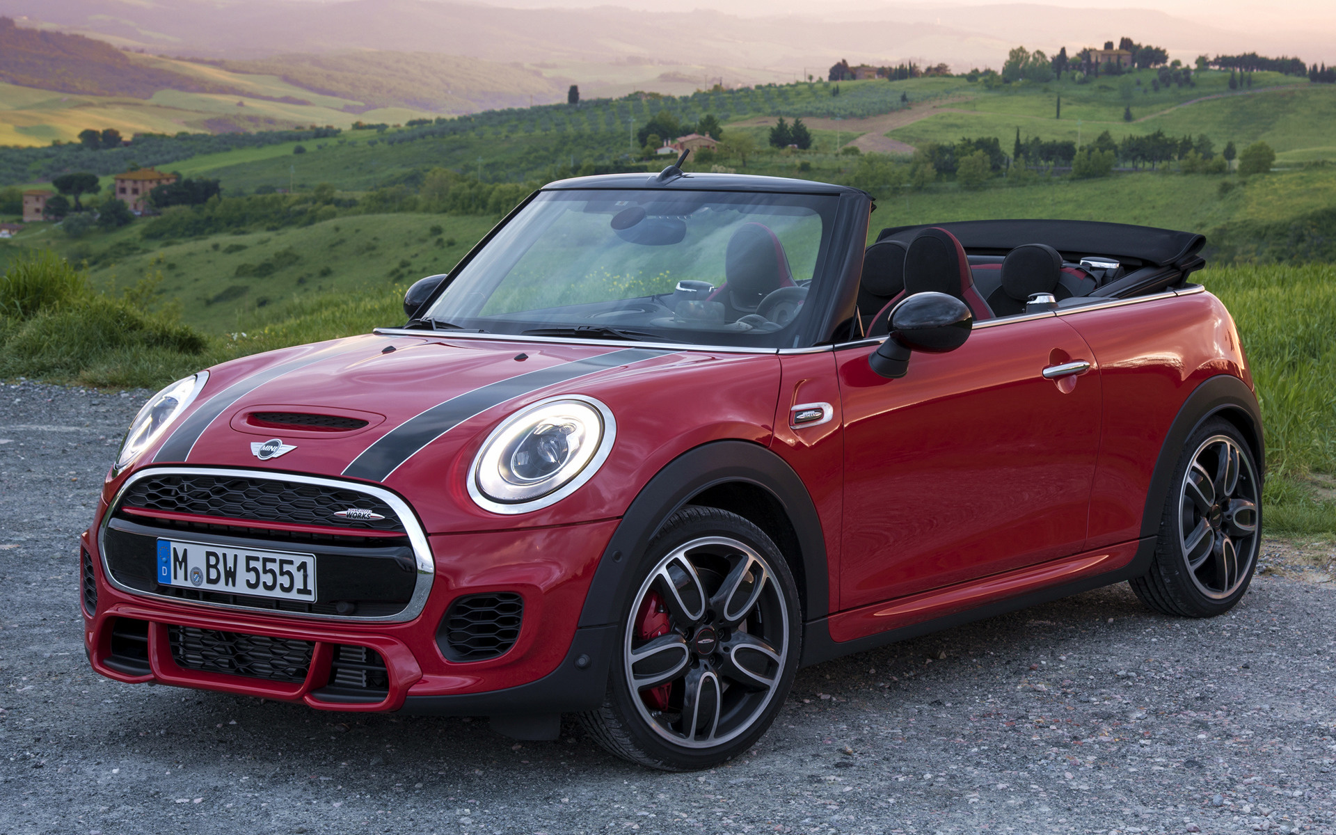 mini john cooper works cabrio 2016 wallpapers and hd images car pixel. Black Bedroom Furniture Sets. Home Design Ideas