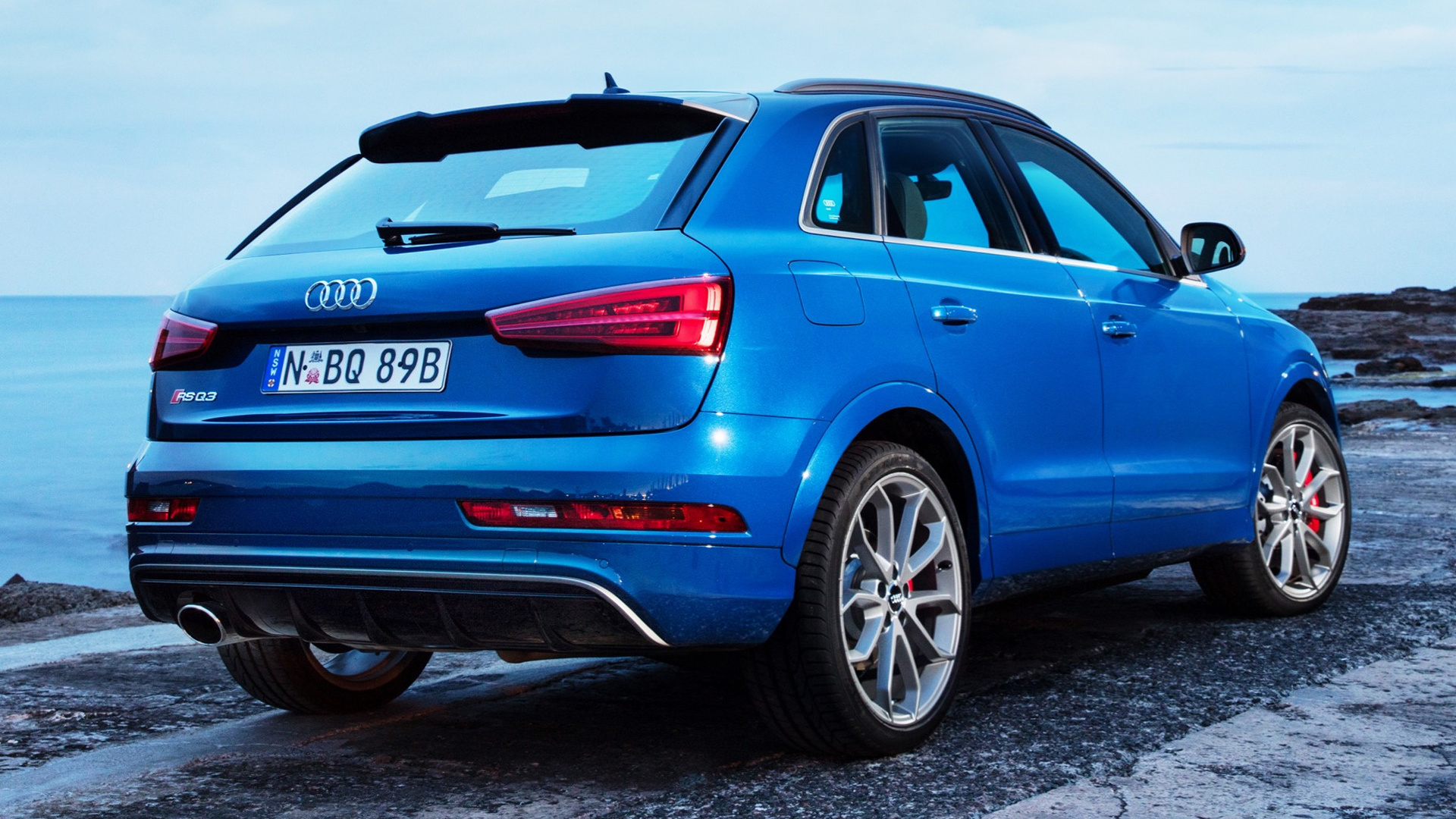2016 audi rs q3 performance au wallpapers and hd. Black Bedroom Furniture Sets. Home Design Ideas