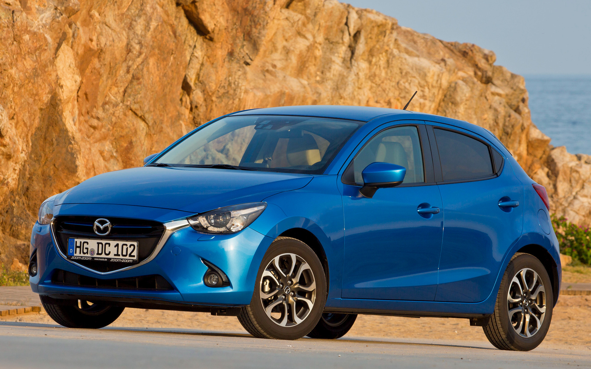 2014 Mazda2 - Wallpapers And HD Images