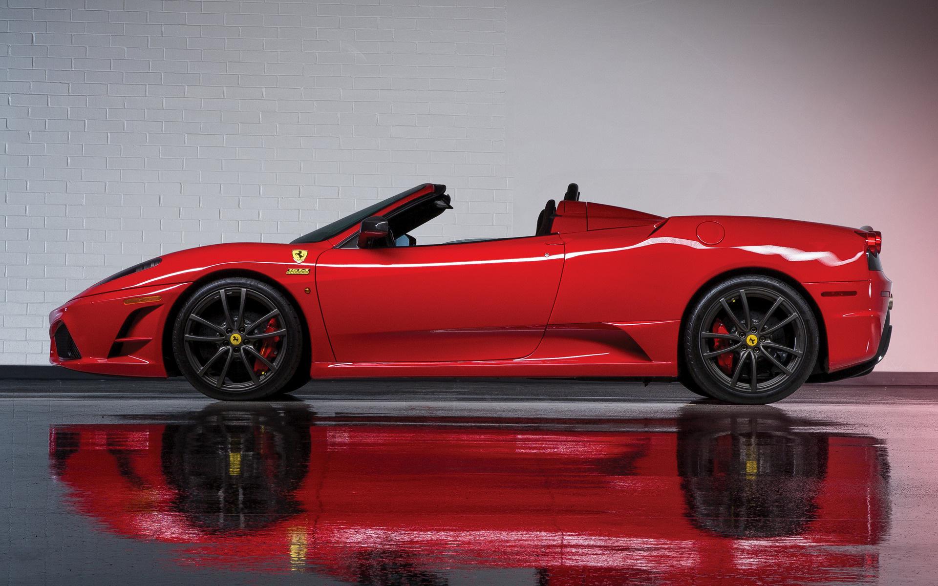 2008 Ferrari Scuderia Spider 16m Us Wallpapers And Hd
