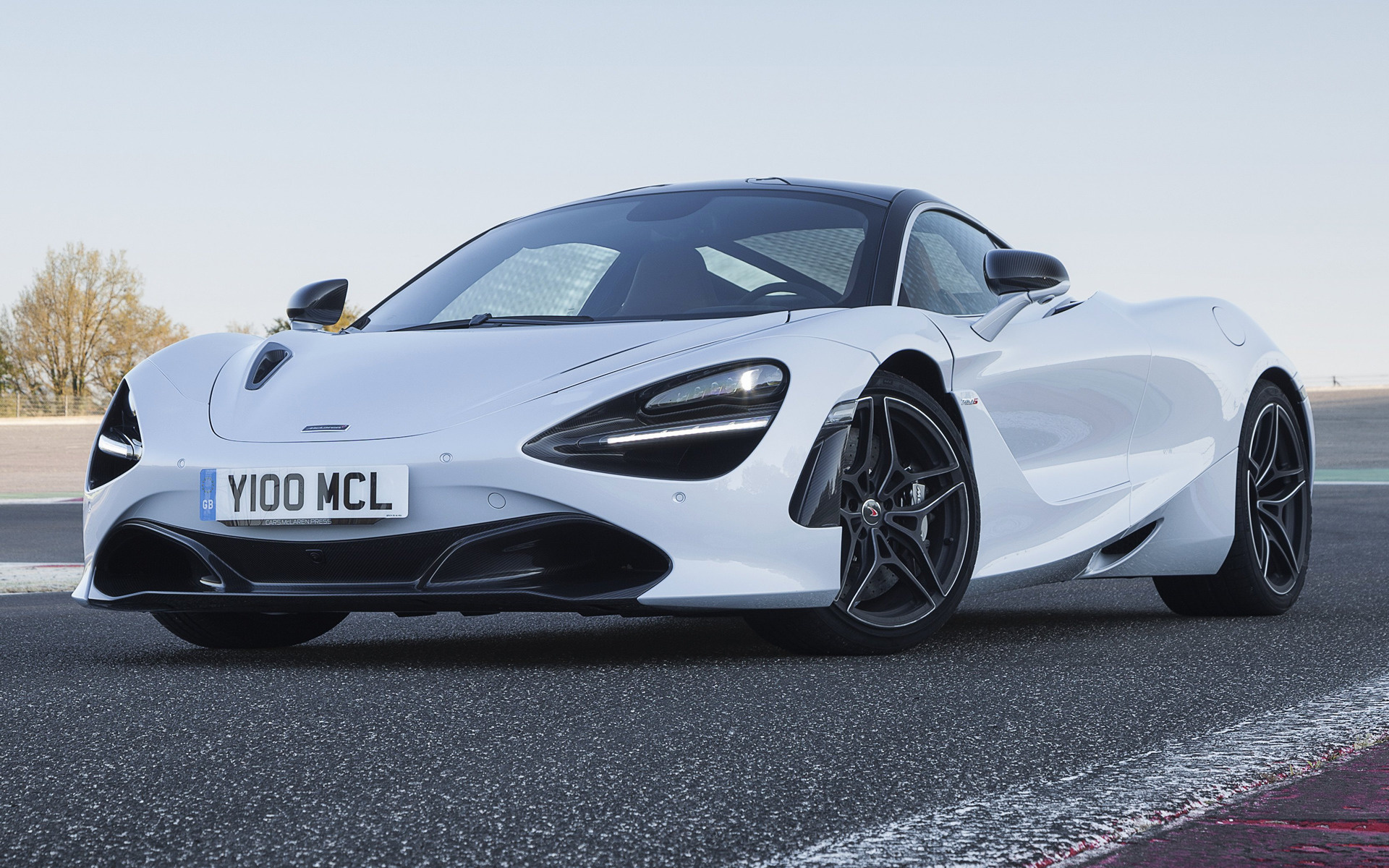 2017 McLaren 720S - Wallpapers and HD Images | Car Pixel