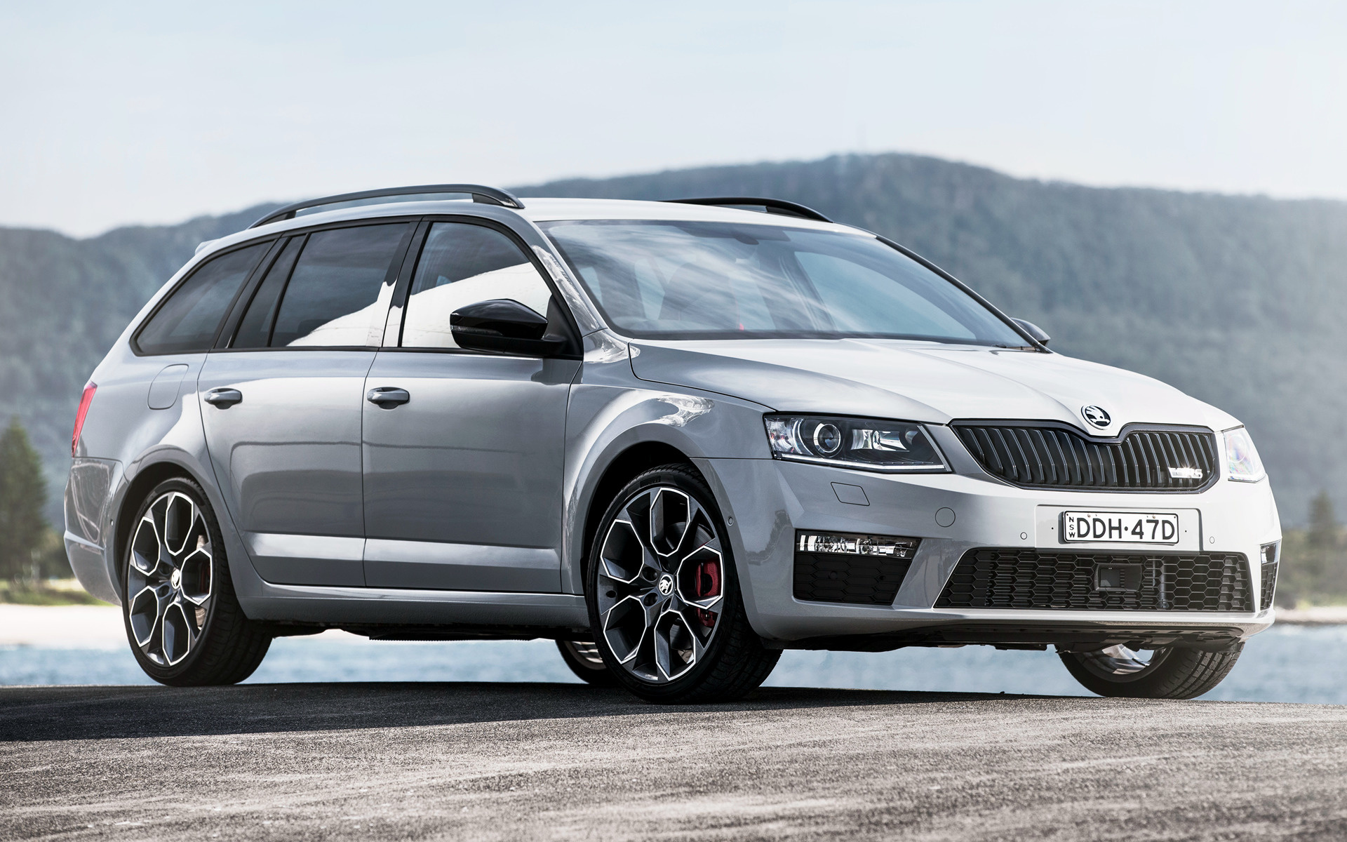 Skoda Octavia Rs >> 2014 Skoda Octavia RS Wagon (AU) - Wallpapers and HD ...