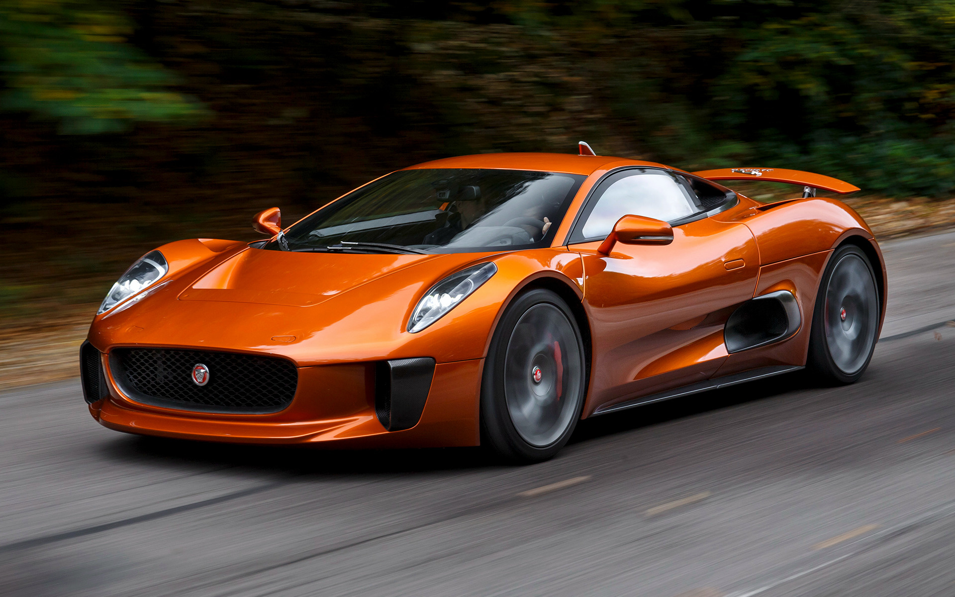 Jaguar C X75 007 Spectre 2015 Wallpapers And Hd Images