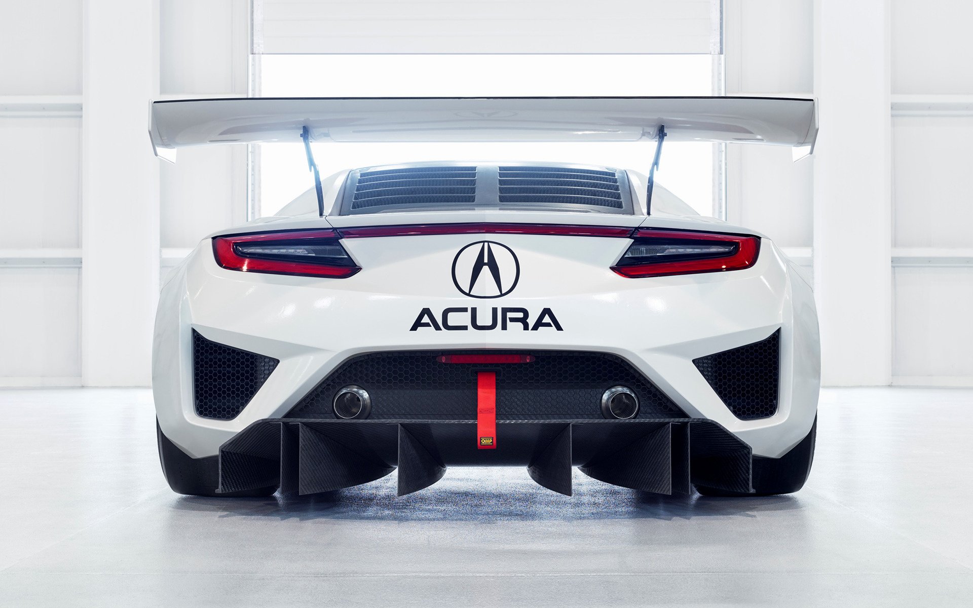 2017 Acura NSX GT3 - Wallpapers and HD Images | Car Pixel