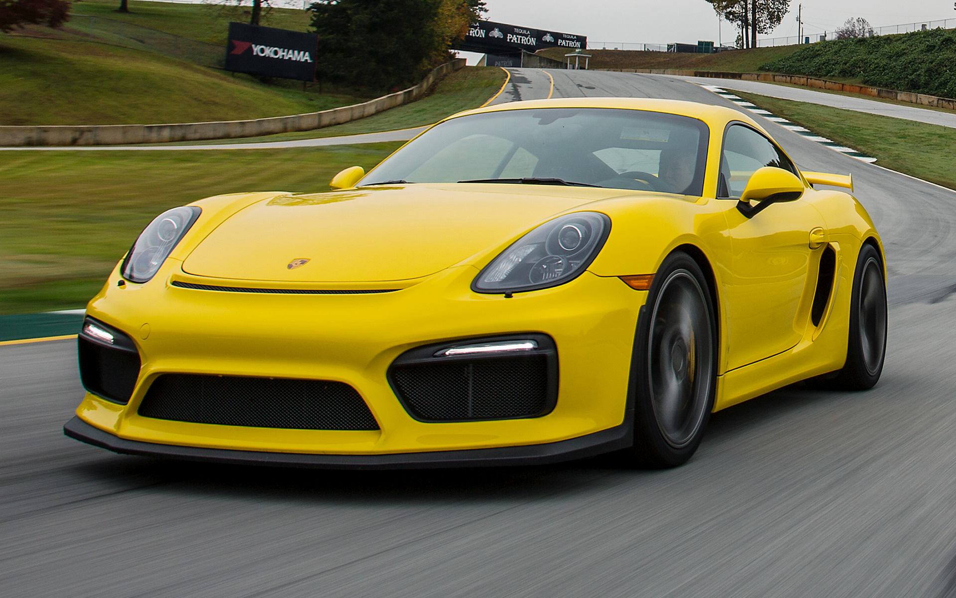 Porsche Cayman GT4 (2016) US Wallpapers And HD Images