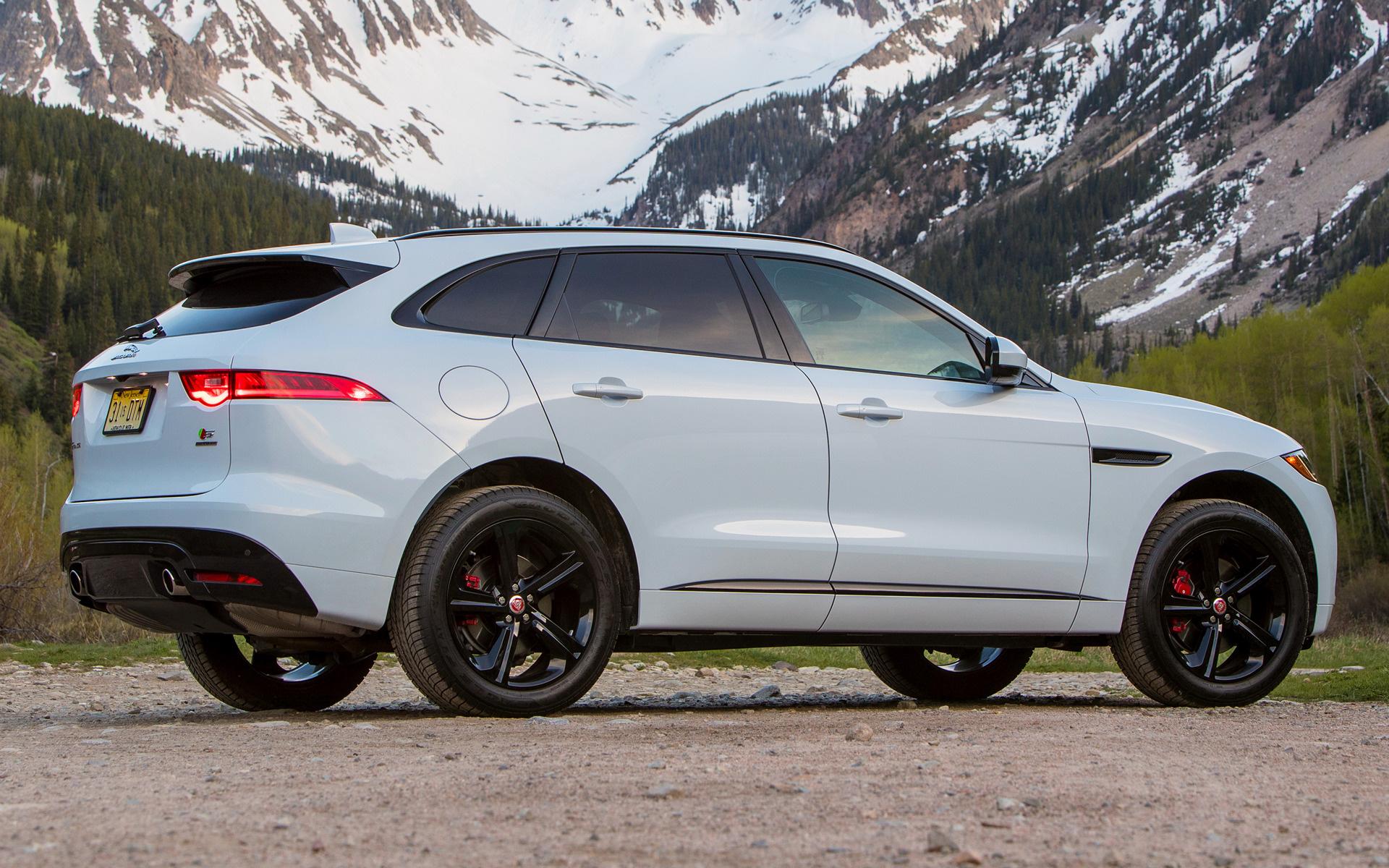 Jaguar F-Pace S (2017) US Wallpapers and HD Images - Car Pixel