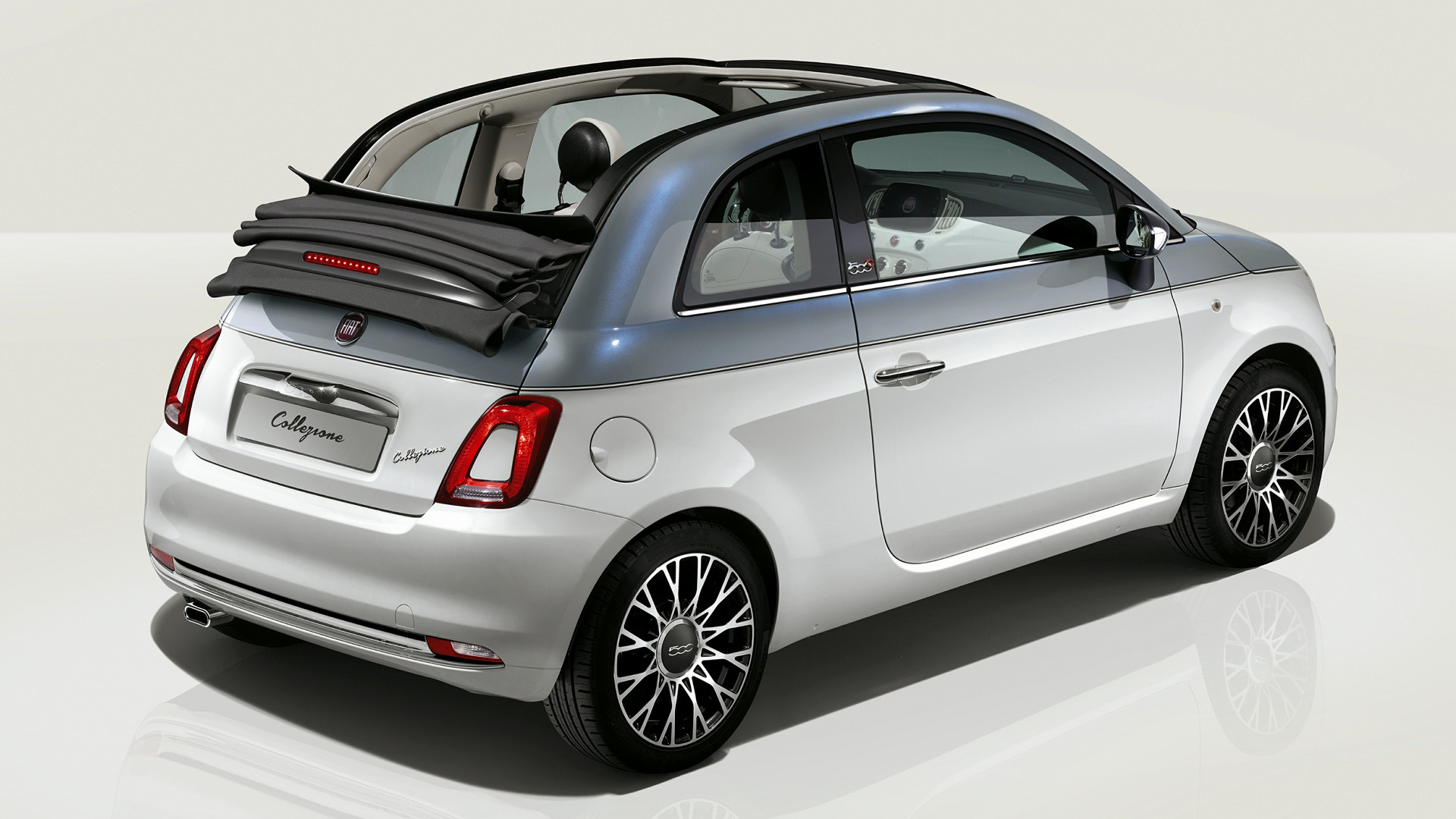 fiat 500c collezione 2018 wallpapers and hd images car pixel. Black Bedroom Furniture Sets. Home Design Ideas