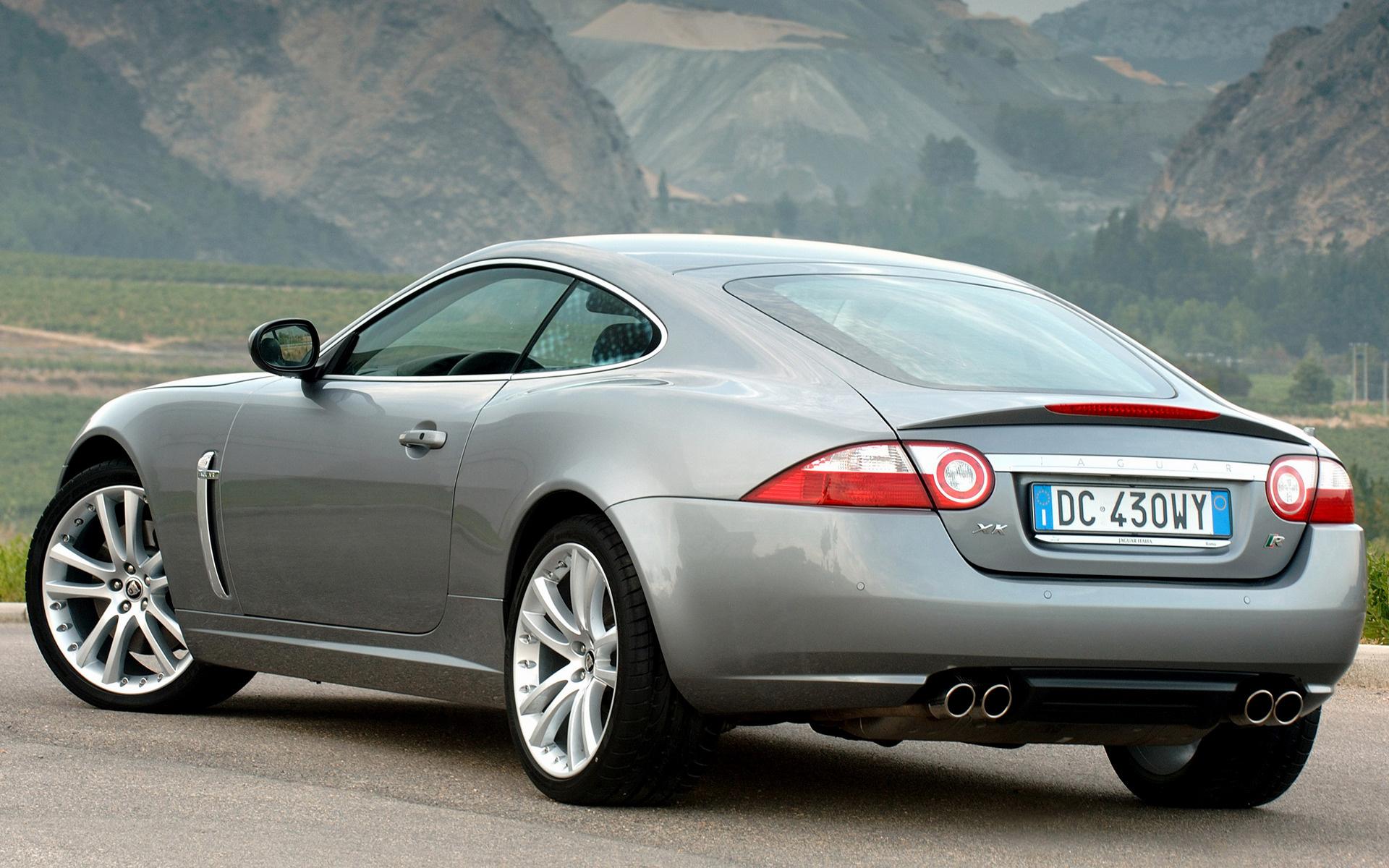 Wide 8:5 · Jaguar XKR Coupe (2007) ...