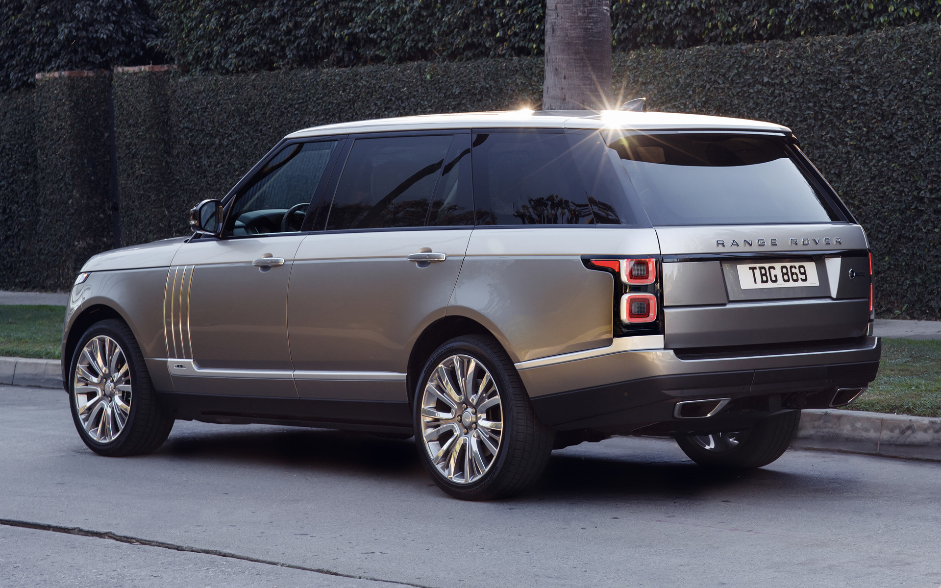 range rover svautobiography lwb 2018 us wallpapers and hd images car pixel. Black Bedroom Furniture Sets. Home Design Ideas