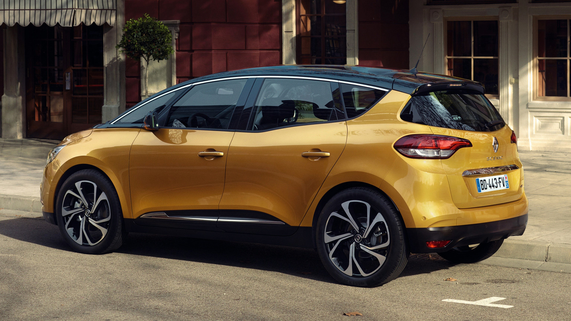 Acura Of Reno >> 2016 Renault Scenic - Wallpapers and HD Images | Car Pixel