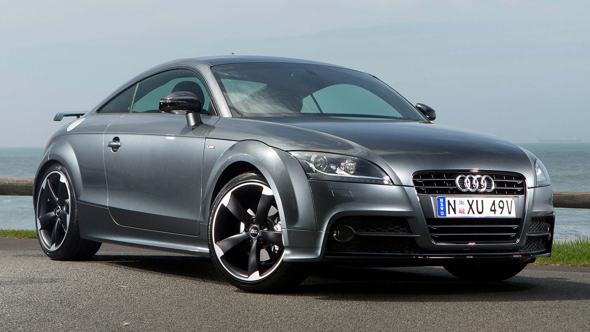 2013 audi tt coupe s line competition au wallpapers and hd images car pixel. Black Bedroom Furniture Sets. Home Design Ideas