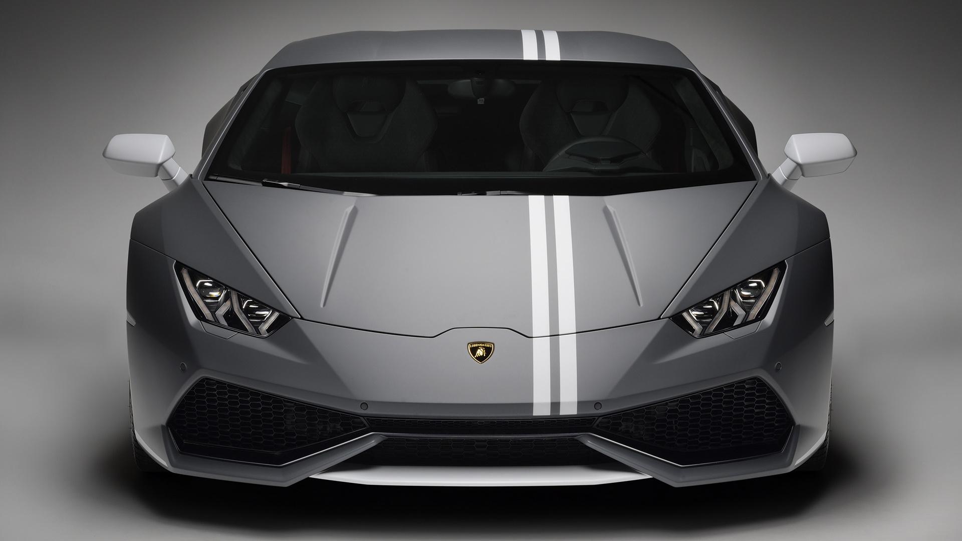 hd 169 - Lamborghini Huracan Hd Wallpaper
