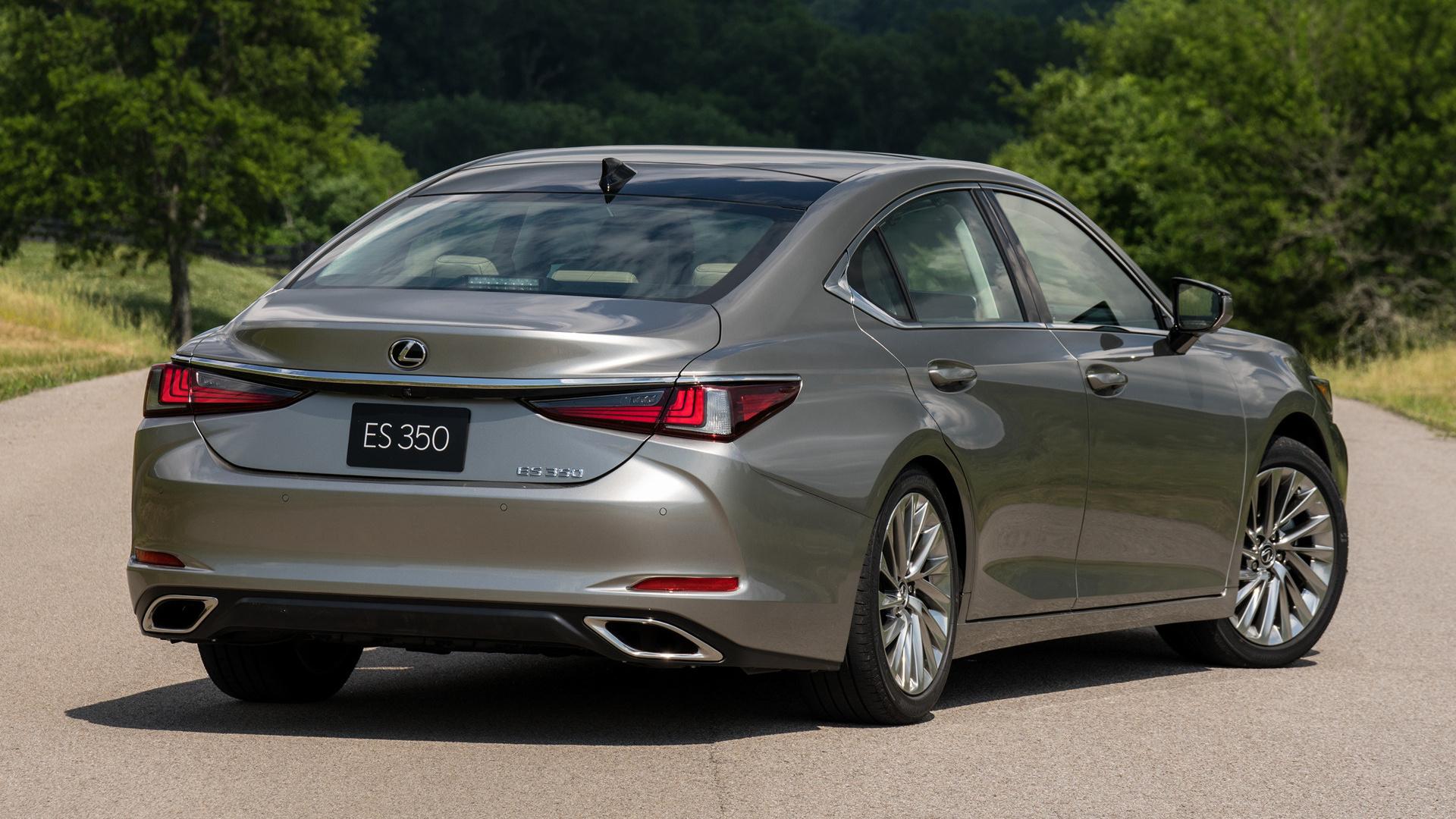 Lexus ES (2019) Wallpapers and HD Images - Car Pixel