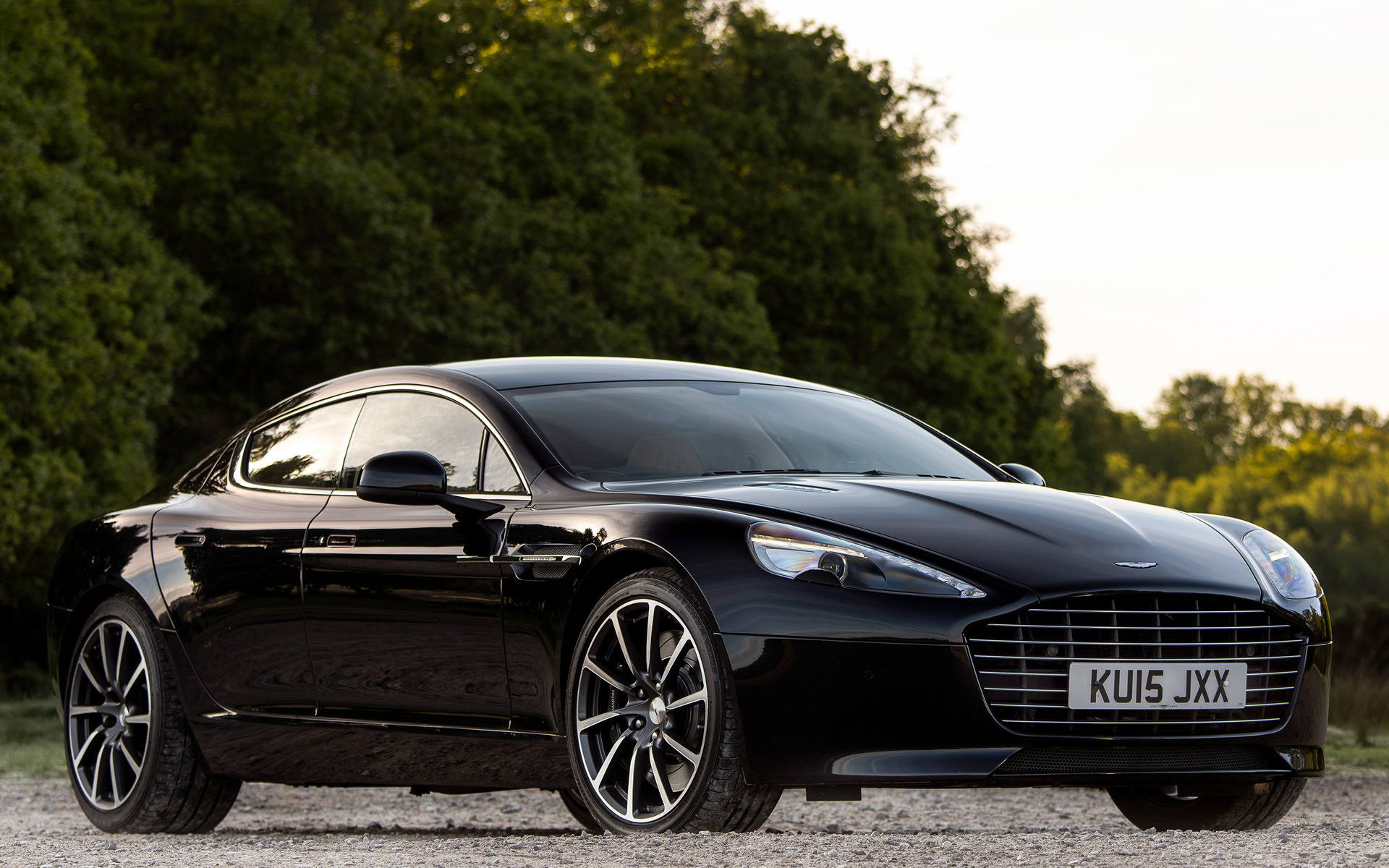 Aston Martin Rapide S (2013) UK Wallpapers and HD Images - Car Pixel