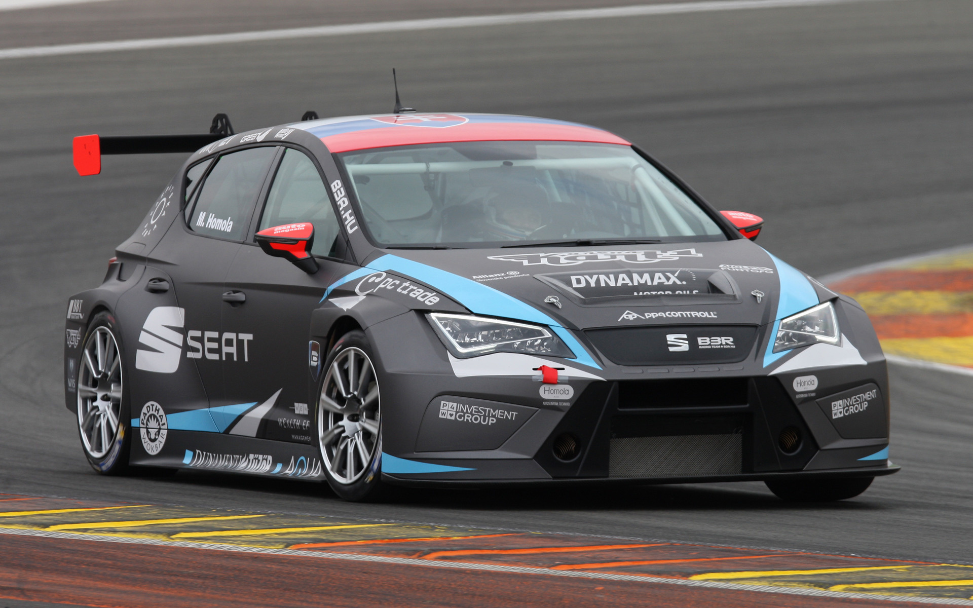 Seat Leon Tcr 2016 Wallpapers And Hd Images Car Pixel