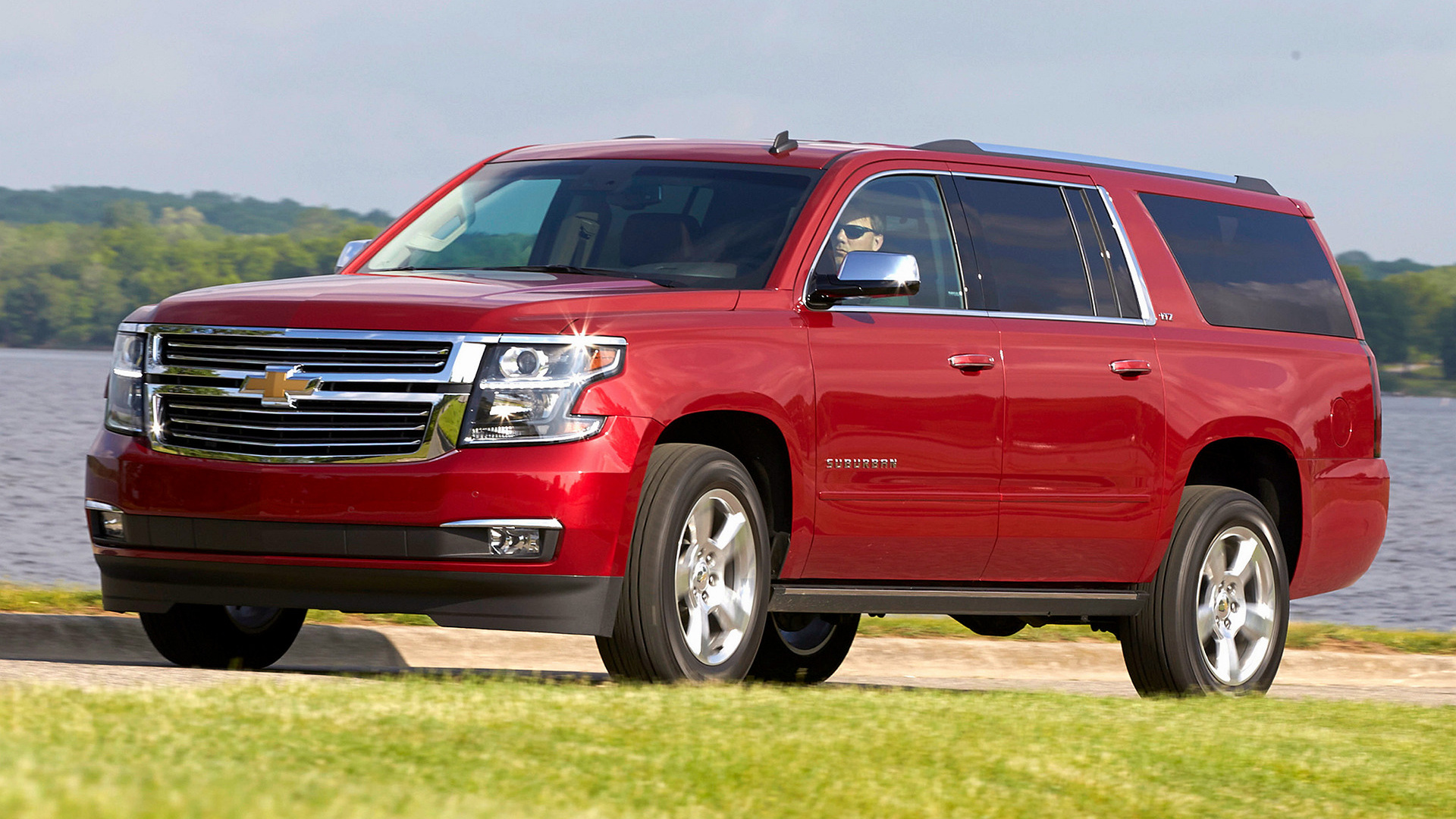 2015 Chevrolet Suburban LTZ - Wallpapers and HD Images ...