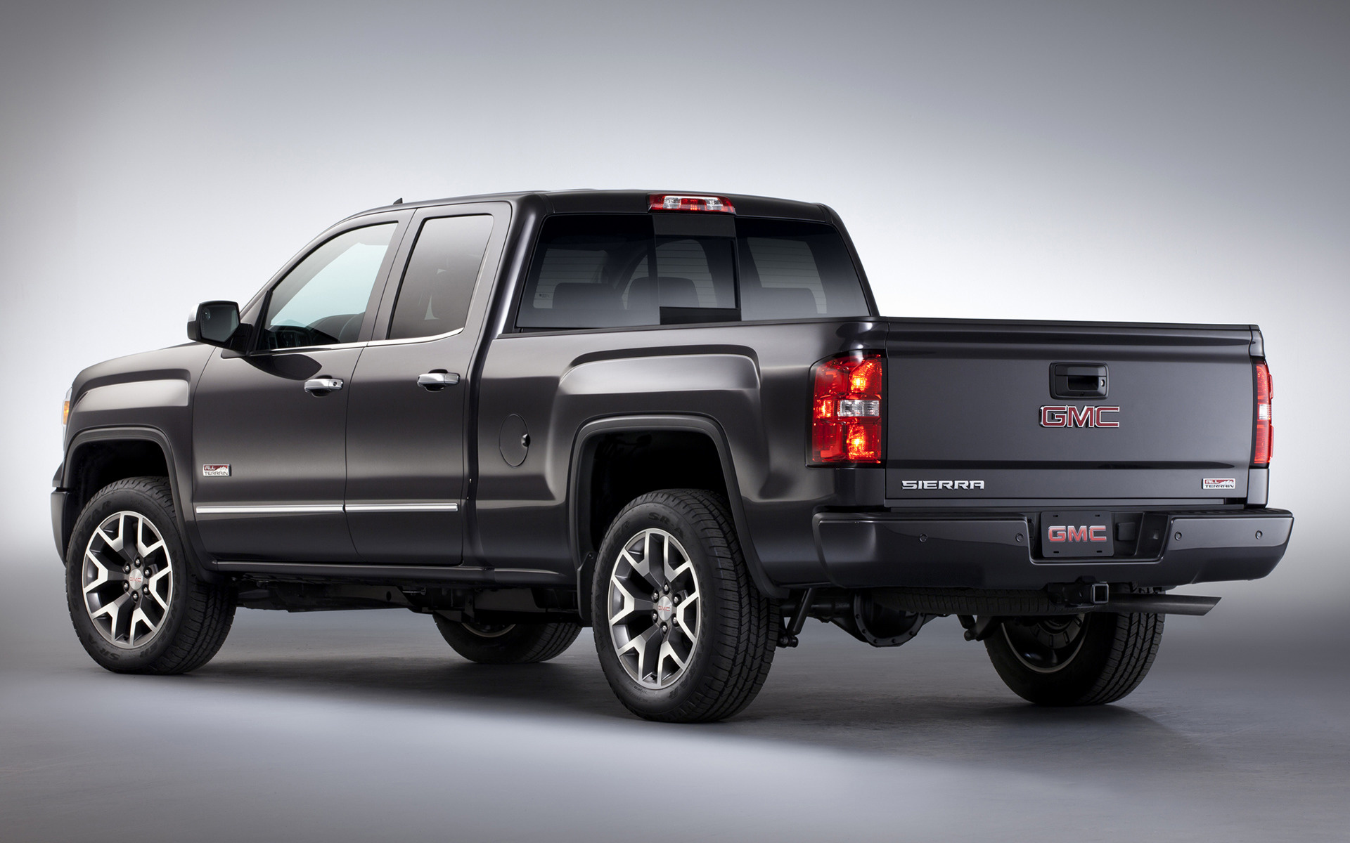 2015 Ram 2500 >> 2014 GMC Sierra All Terrain 1500 Double Cab - Wallpapers ...