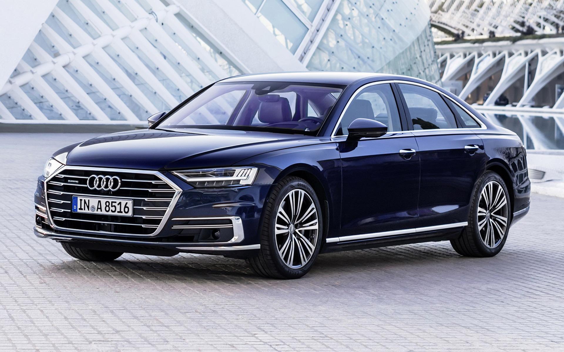 Wide 8:5 · Audi A8 ...
