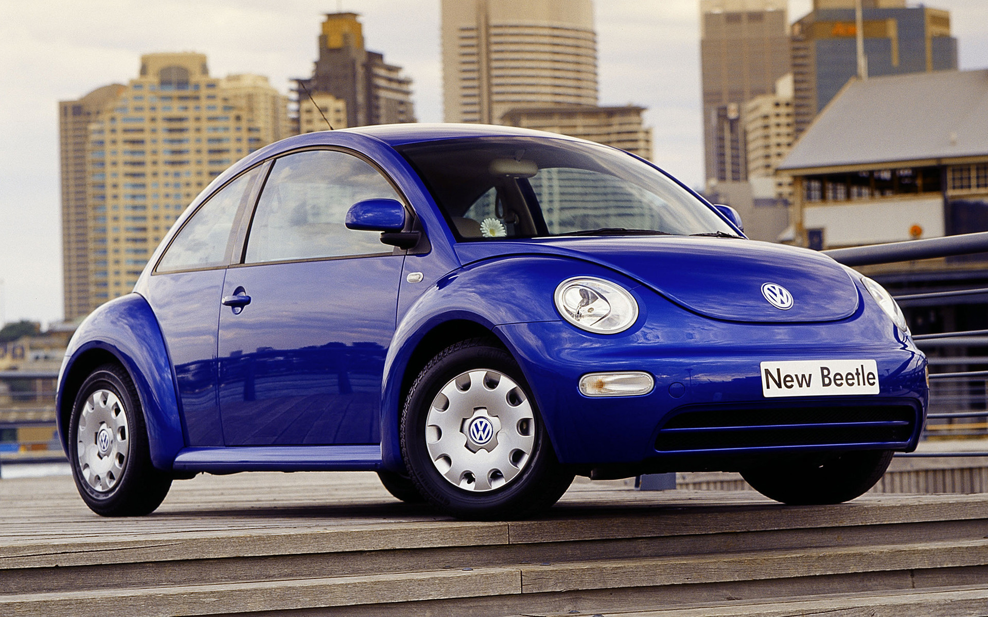 Volkswagen New Beetle Car Wallpaper on 2001 Dodge Ram