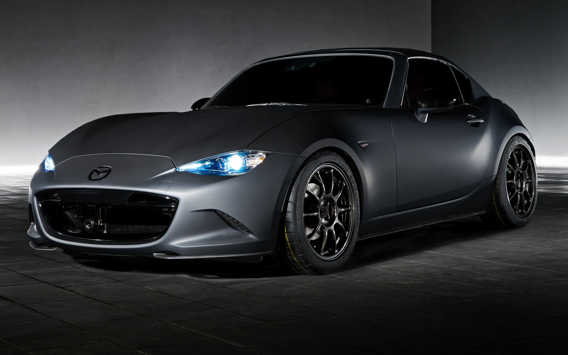 2016 Mazda Mx 5 Miata Rf Kuro Concept Wallpapers And Hd